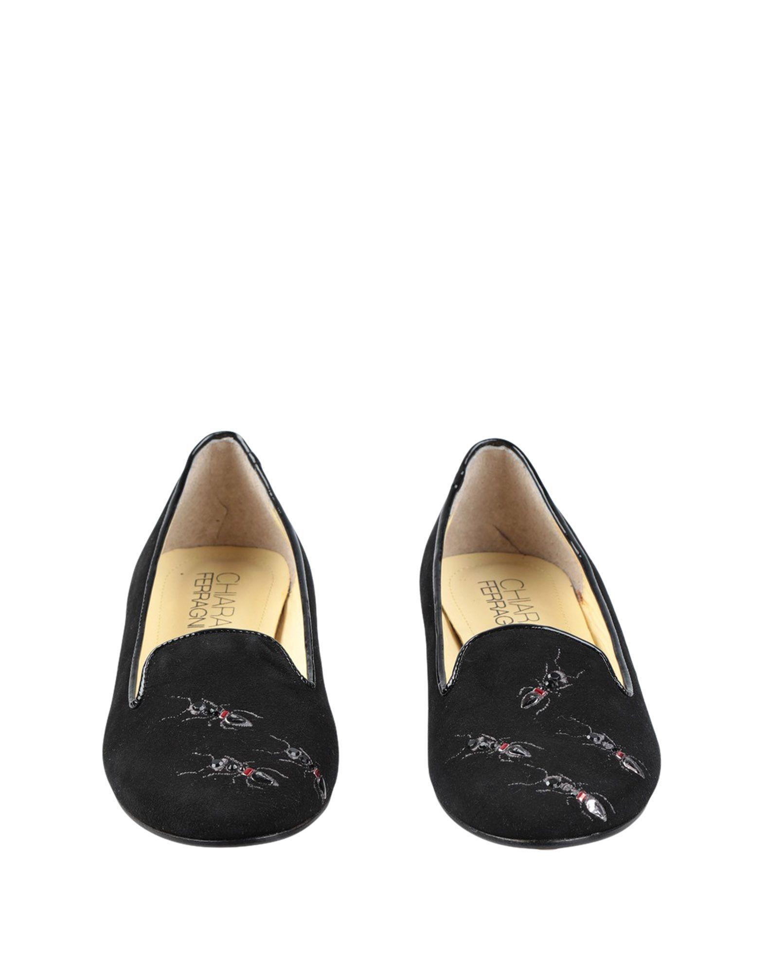 Rabatt Schuhe Chiara Ferragni Mokassins 11554735DB Damen  11554735DB Mokassins b7bc7f