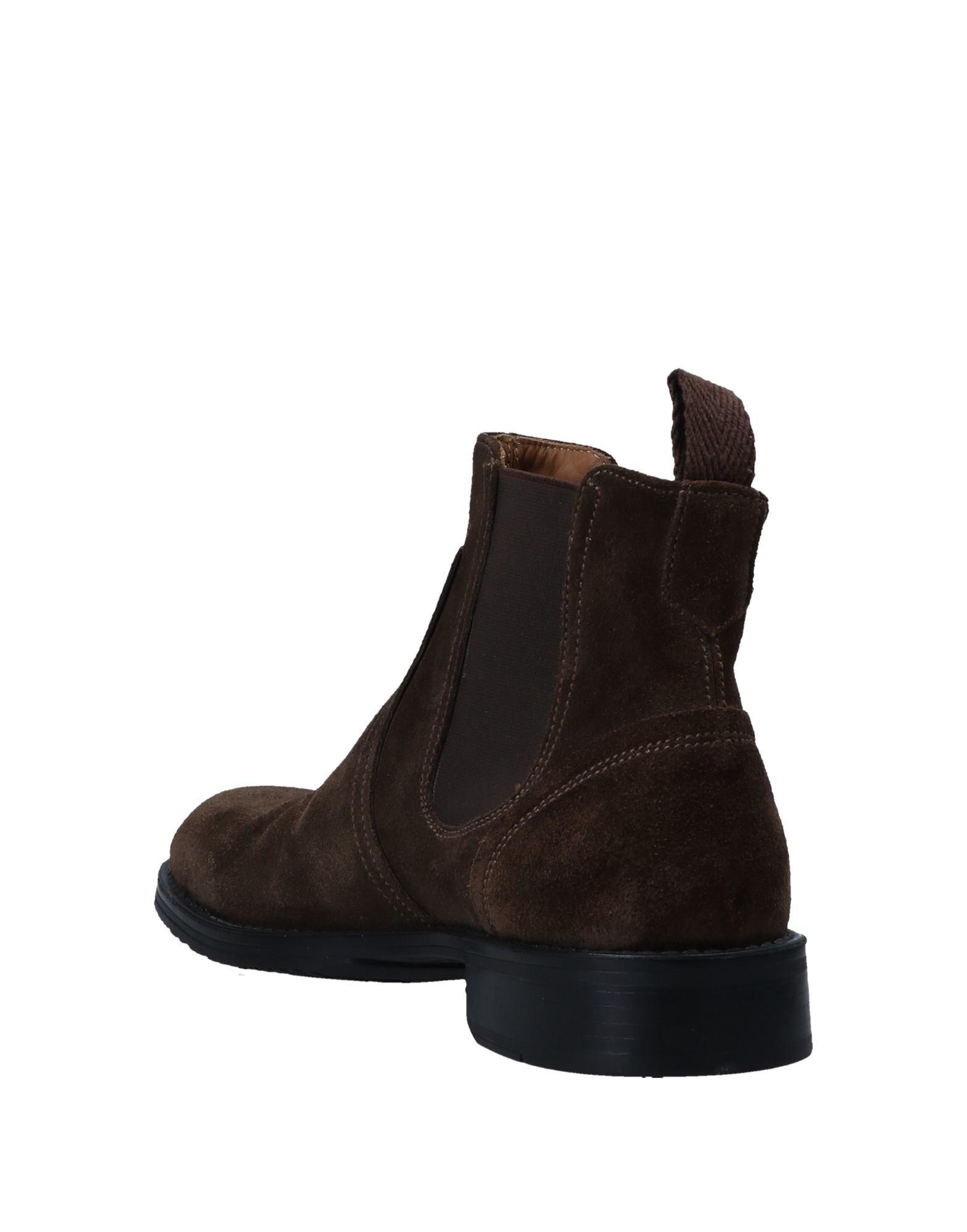 Rabatt echte Schuhe Morandi Stiefelette 11554773CX Herren  11554773CX Stiefelette 5e352a