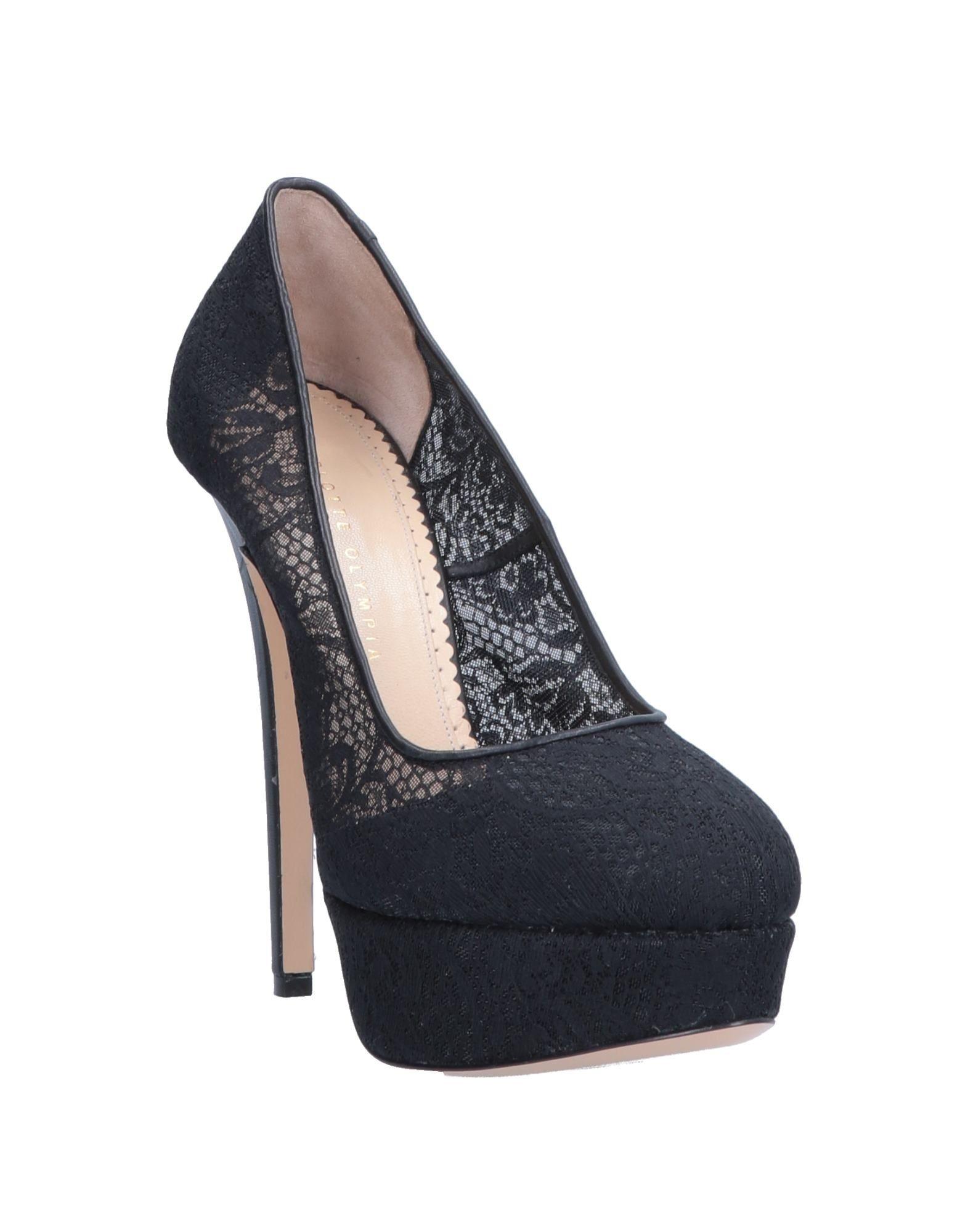 Charlotte Olympia Pumps Damen  Schuhe 11555026PAGünstige gut aussehende Schuhe  a08545