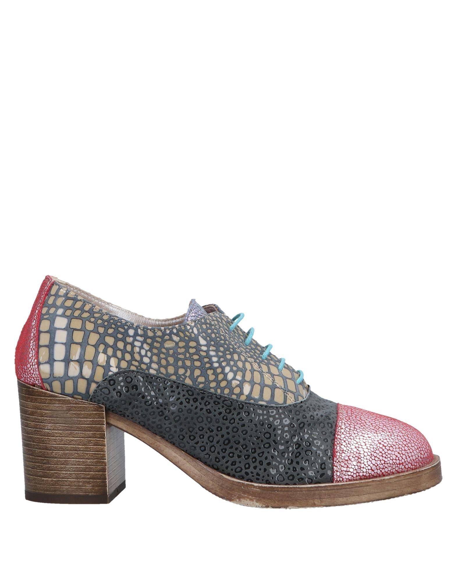 Gut um billige Schuhe zu 11555086CT tragenEbarrito Schnürschuhe Damen  11555086CT zu c0c2c6
