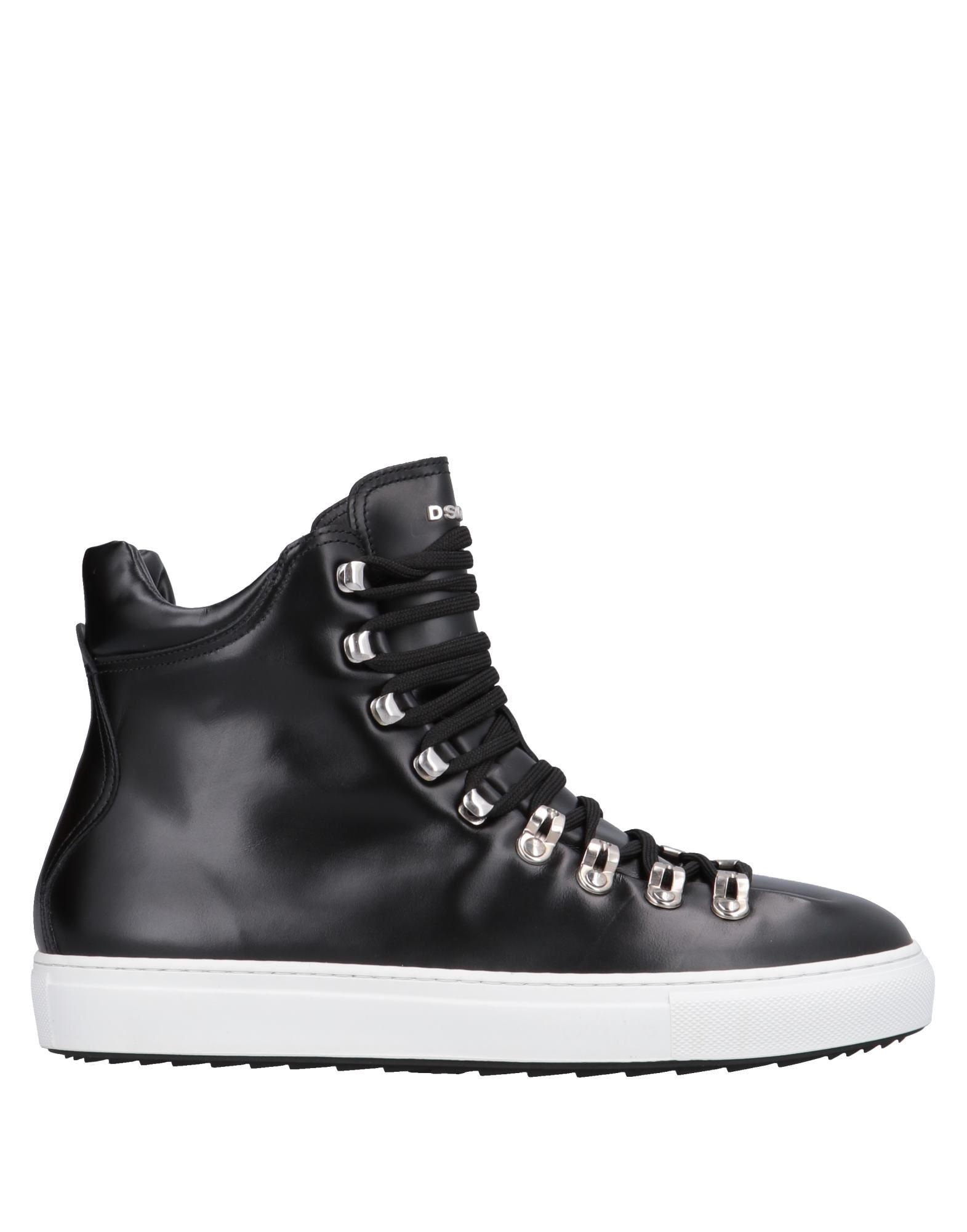 Zapatillas  Dsquared2 Hombre - Zapatillas Dsquared2  Zapatillas Negro 0912c9