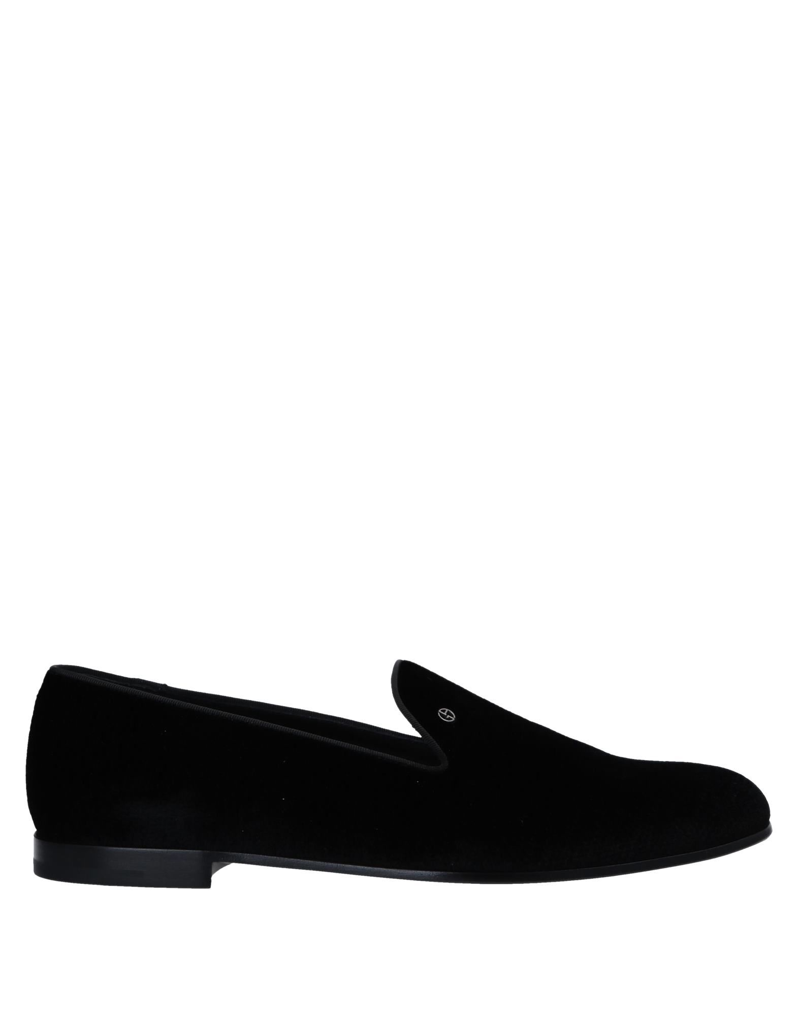 Giorgio Armani Mokassins Herren  11555280GD Gute Qualität beliebte Schuhe