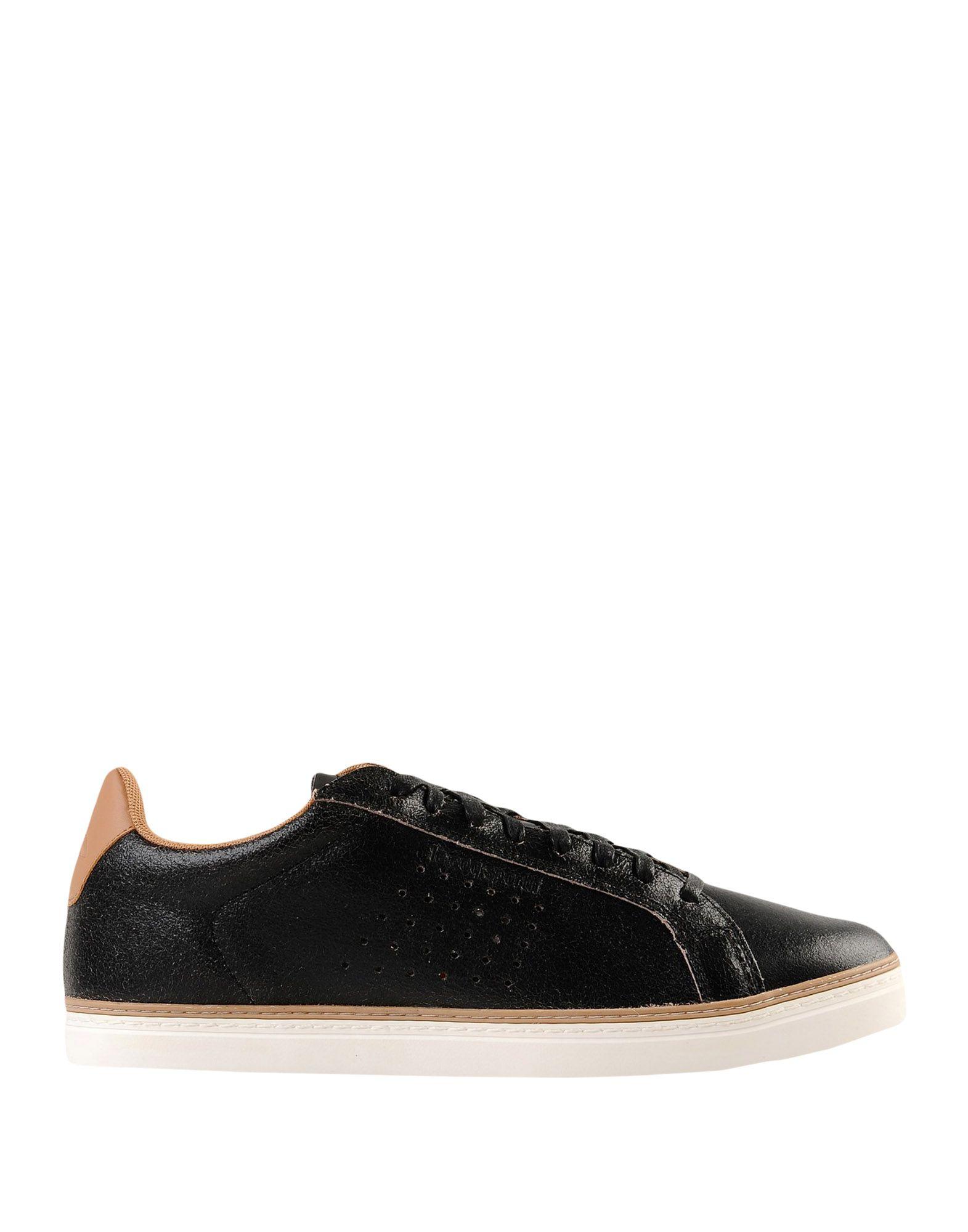 Rabatt echte Schuhe Le Coq Sportif  Courtace Premium Premium Premium Black/Brown Sugar  11555337WB bce8c7