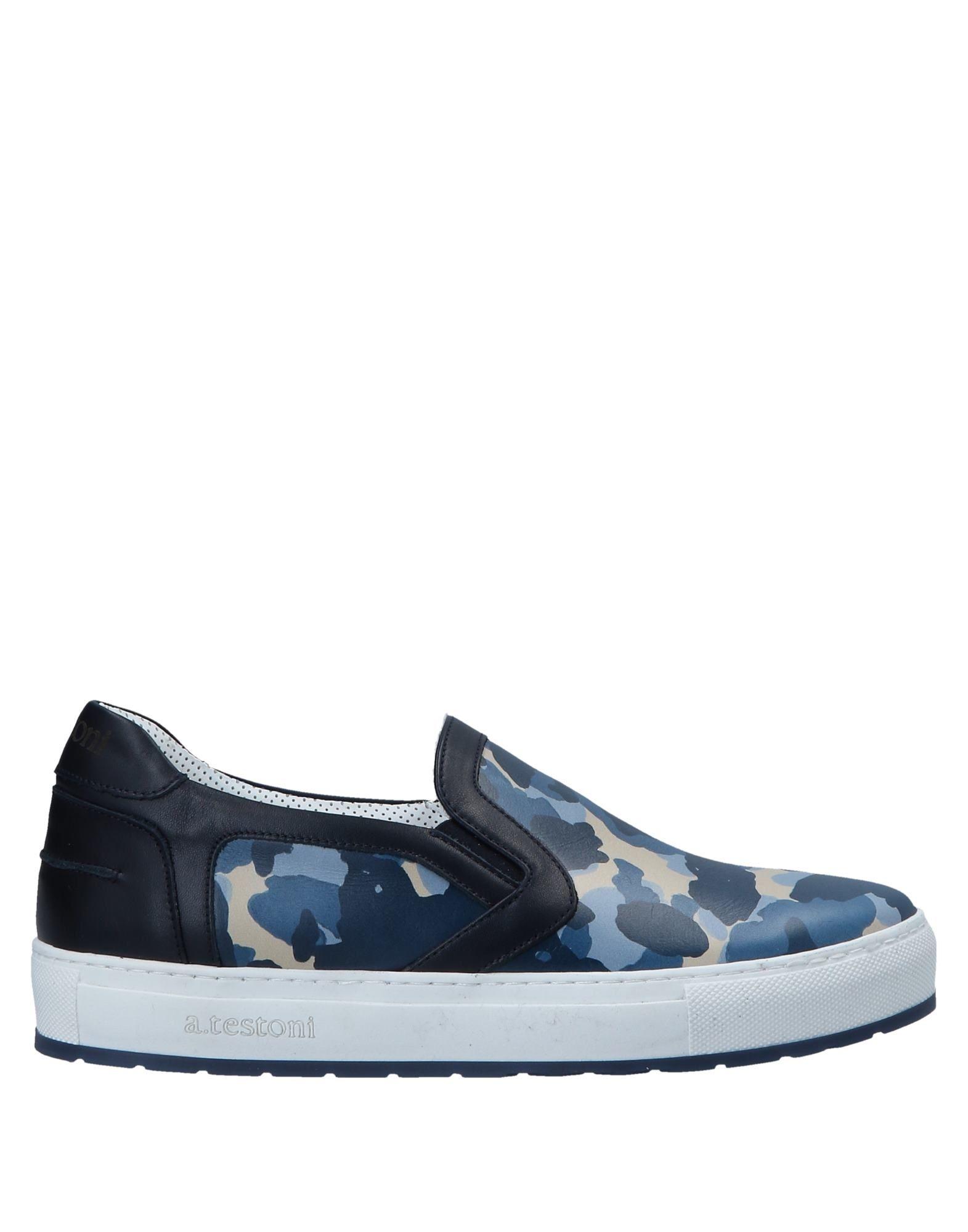 A.Testoni Sneakers Herren  11555458TA Gute Qualität beliebte Schuhe