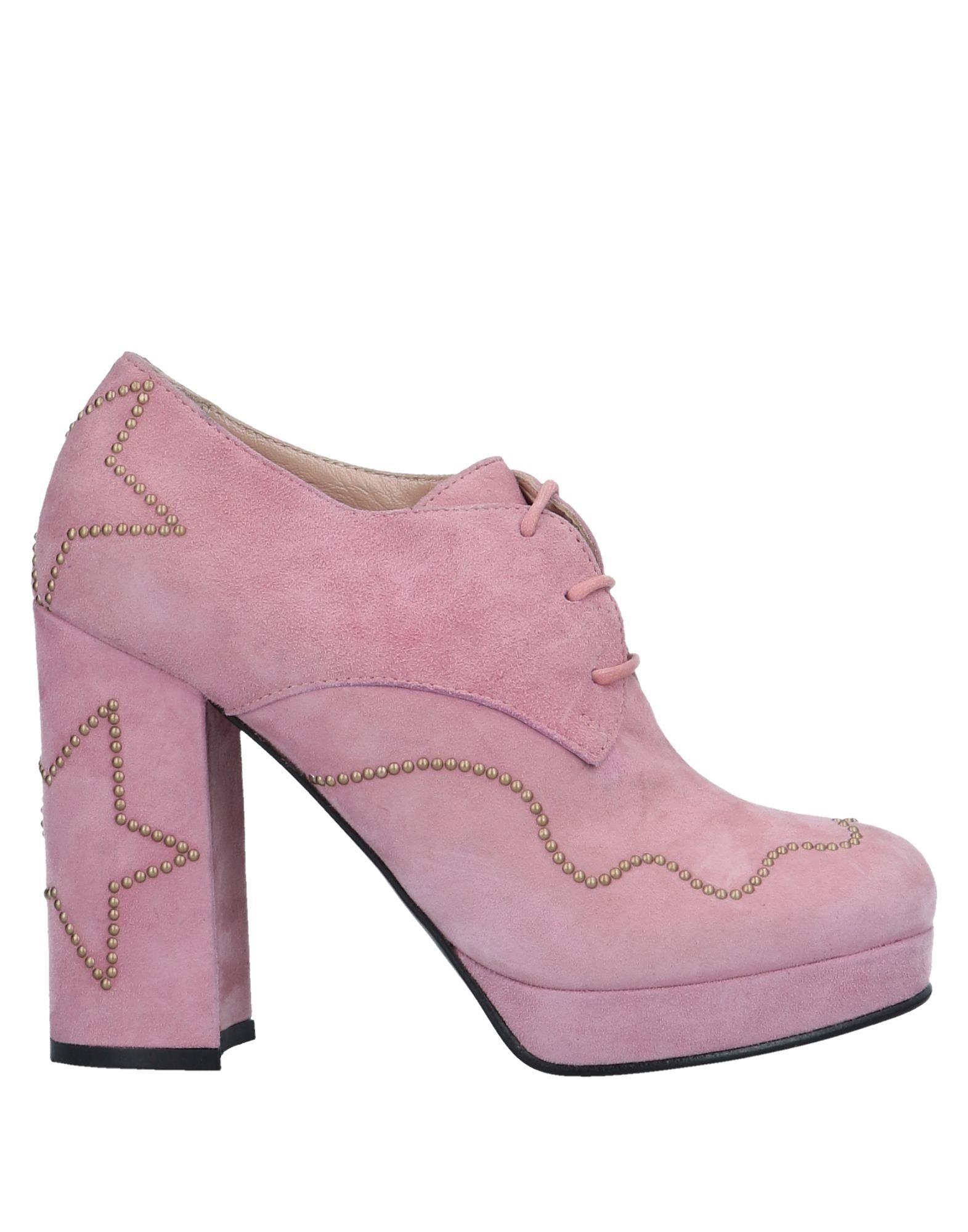 Stilvolle Pinko billige Schuhe Pinko Stilvolle Schnürschuhe Damen  11555470KB cefcc4