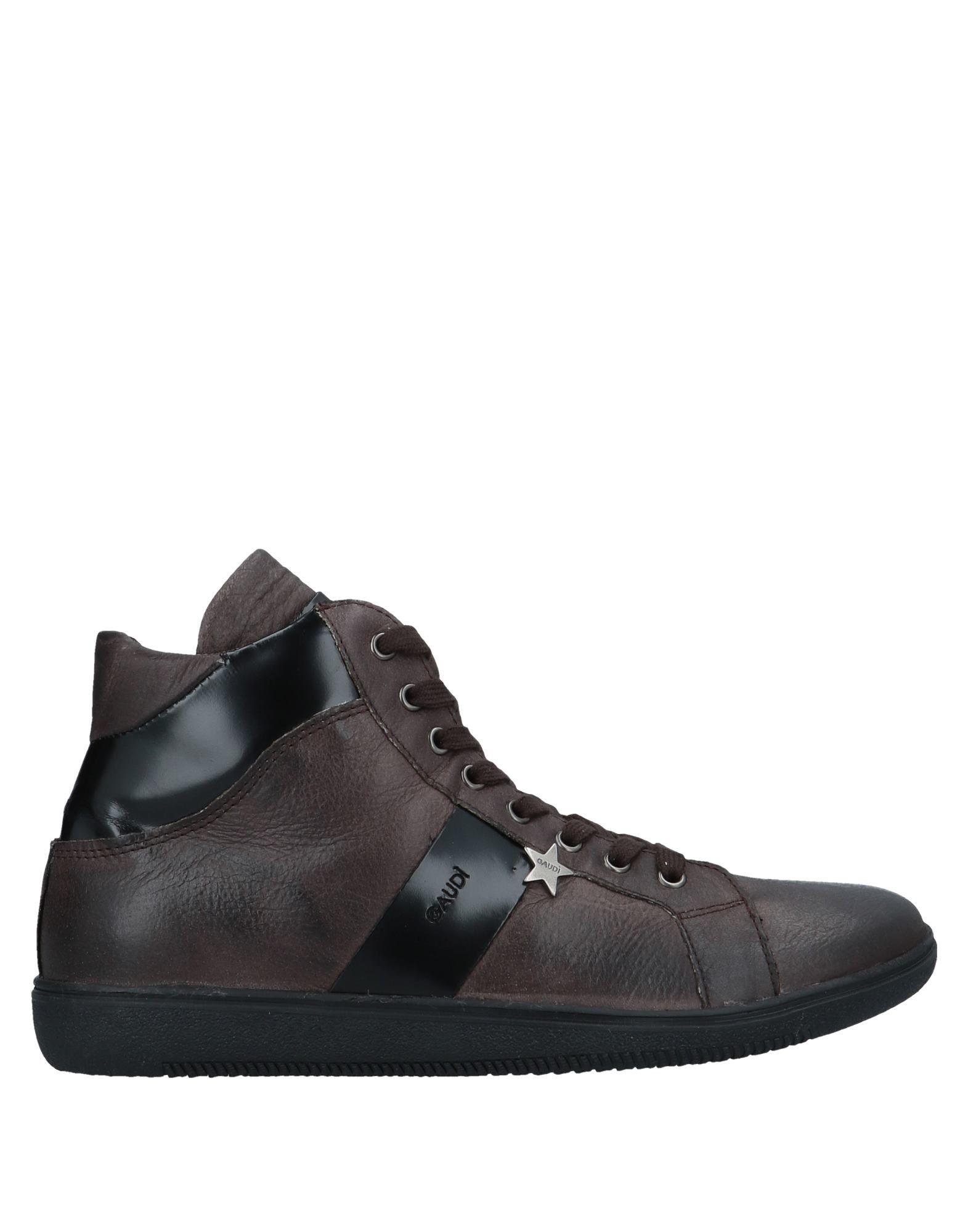 Rabatt echte Schuhe Gaudì Sneakers Herren  11555540BV