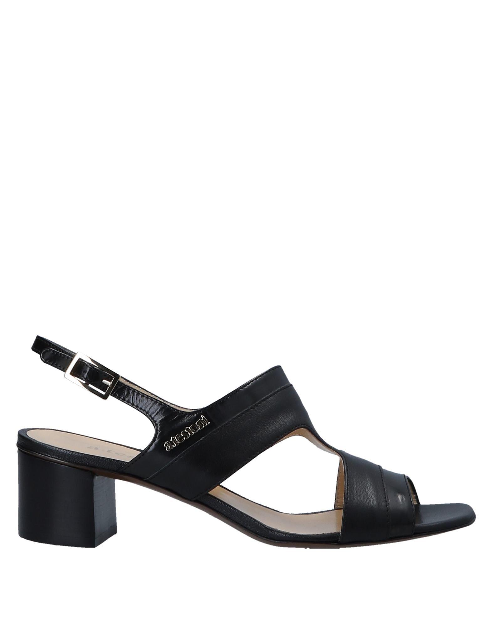 A.Testoni Sandalen Damen  11555596AWGut aussehende strapazierfähige Schuhe