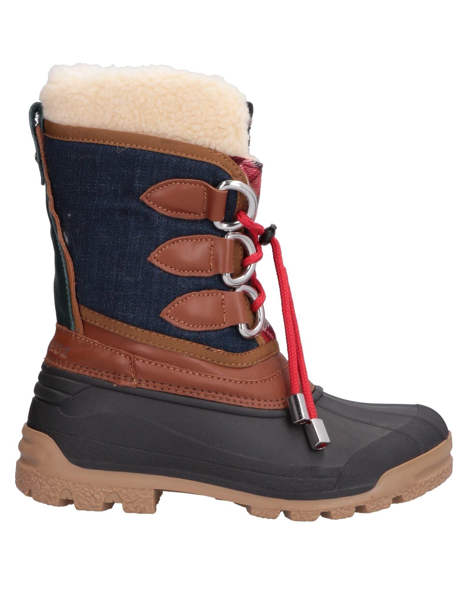 Bottine Dsquared2 Femme - Bottines Dsquared2 Noir Nouvelles chaussures pour hommes et femmes, remise limitée dans le temps
