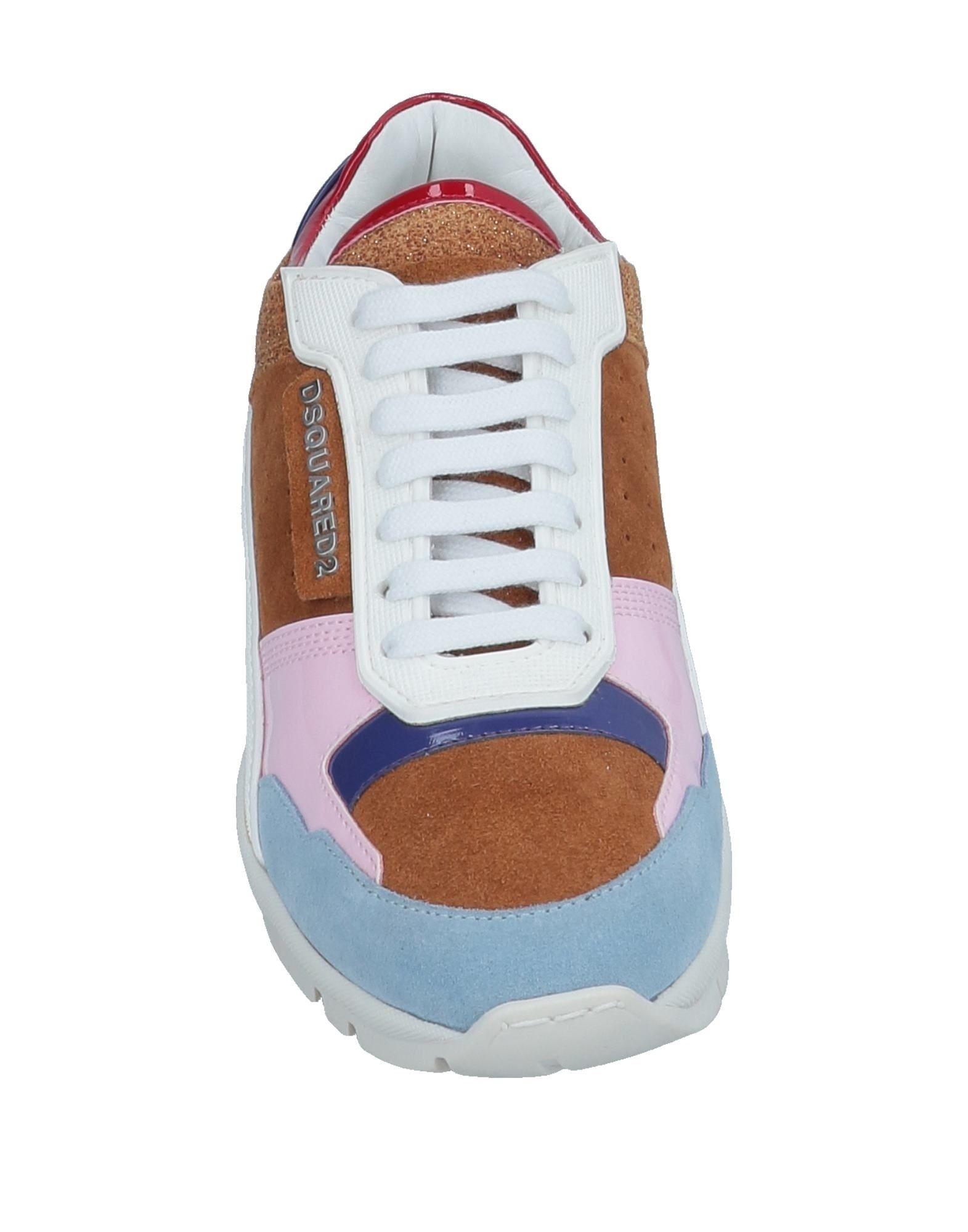 Rabatt Schuhe Dsquared2 Sneakers Damen    11555850NQ 128b1b