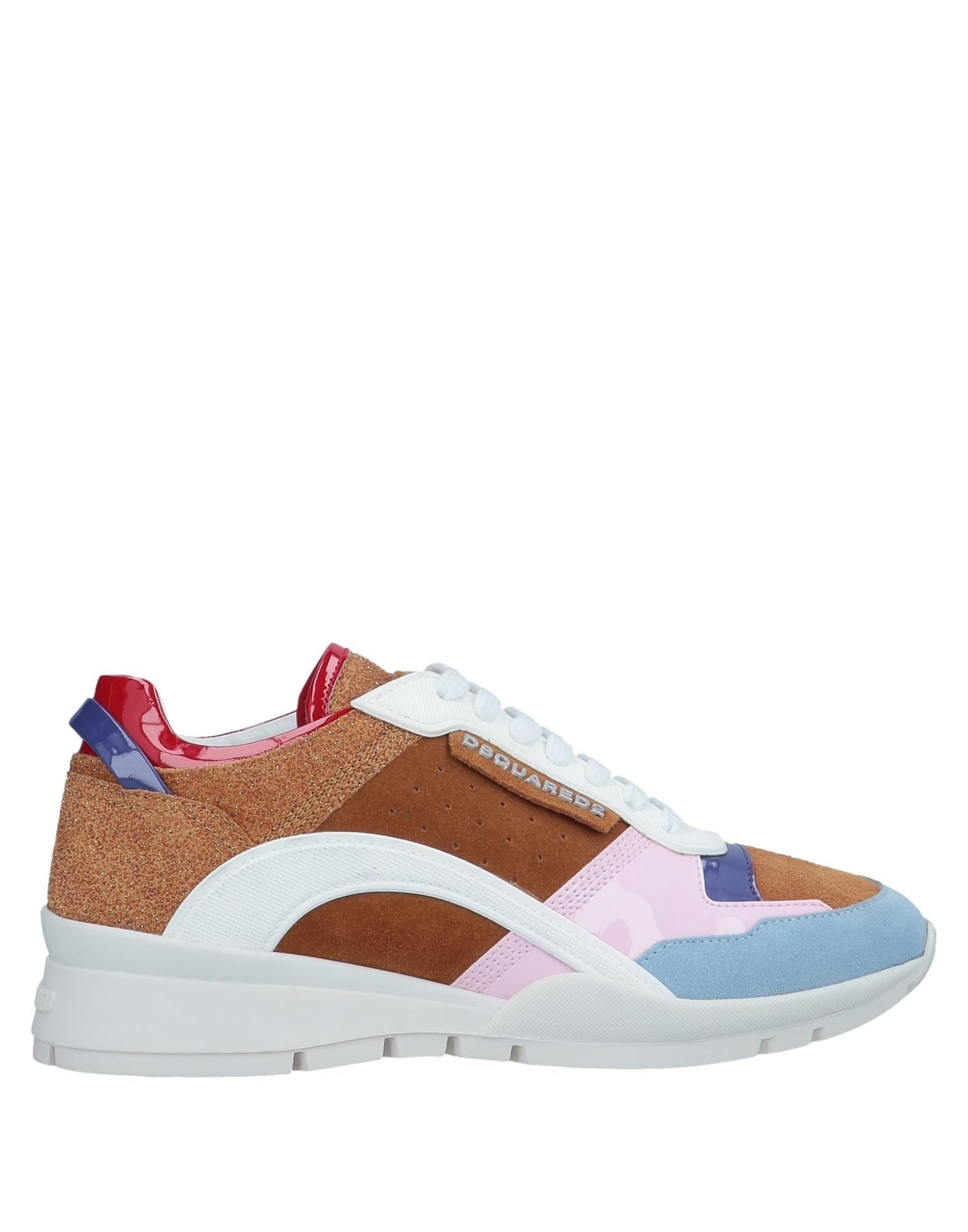 Dsquared2 Sneakers - Women Dsquared2 Sneakers - online on  Canada - Sneakers 11555850NQ 25d810