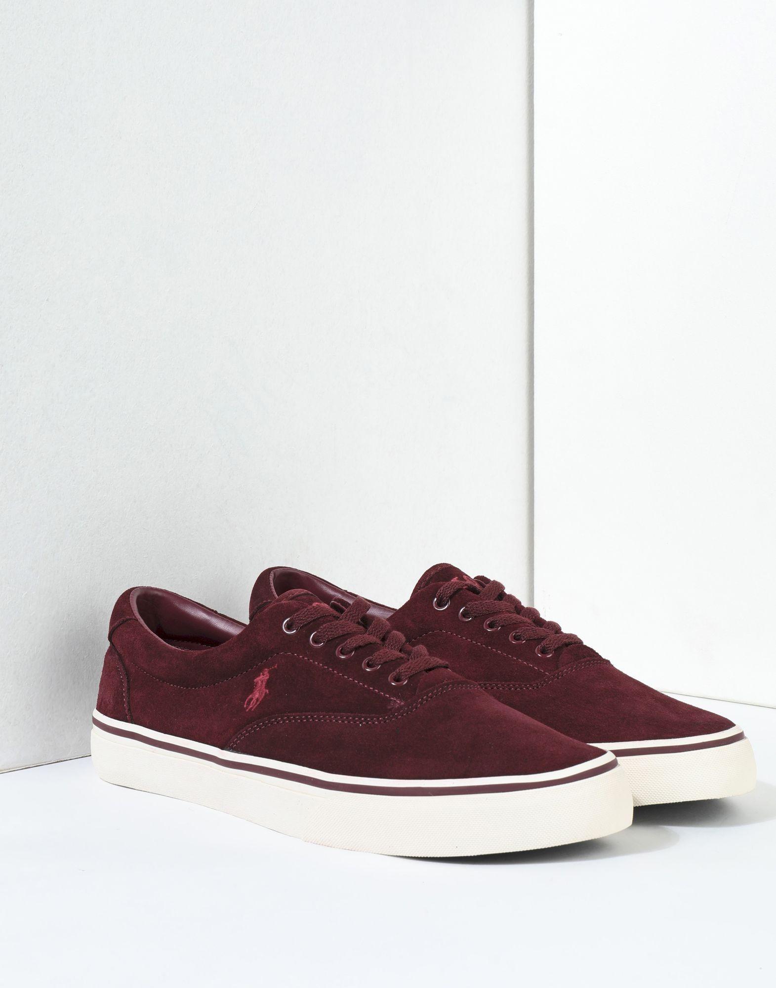 Rabatt echte Schuhe Herren Polo Ralph Lauren Sneakers Herren Schuhe  11555884ES e3047d