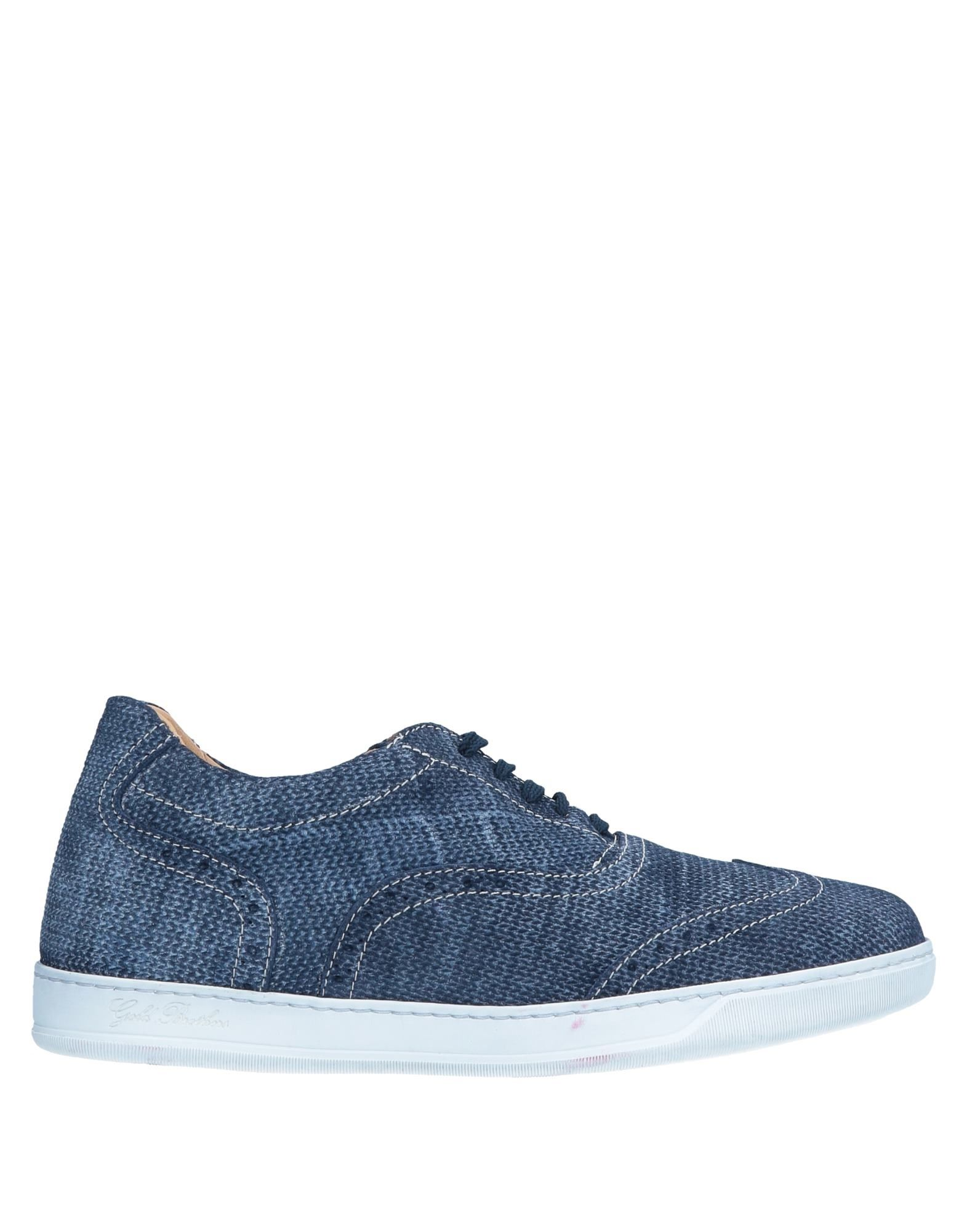 Sneakers Gold Brothers Homme - Sneakers Gold Brothers  Bleu Remise de marque