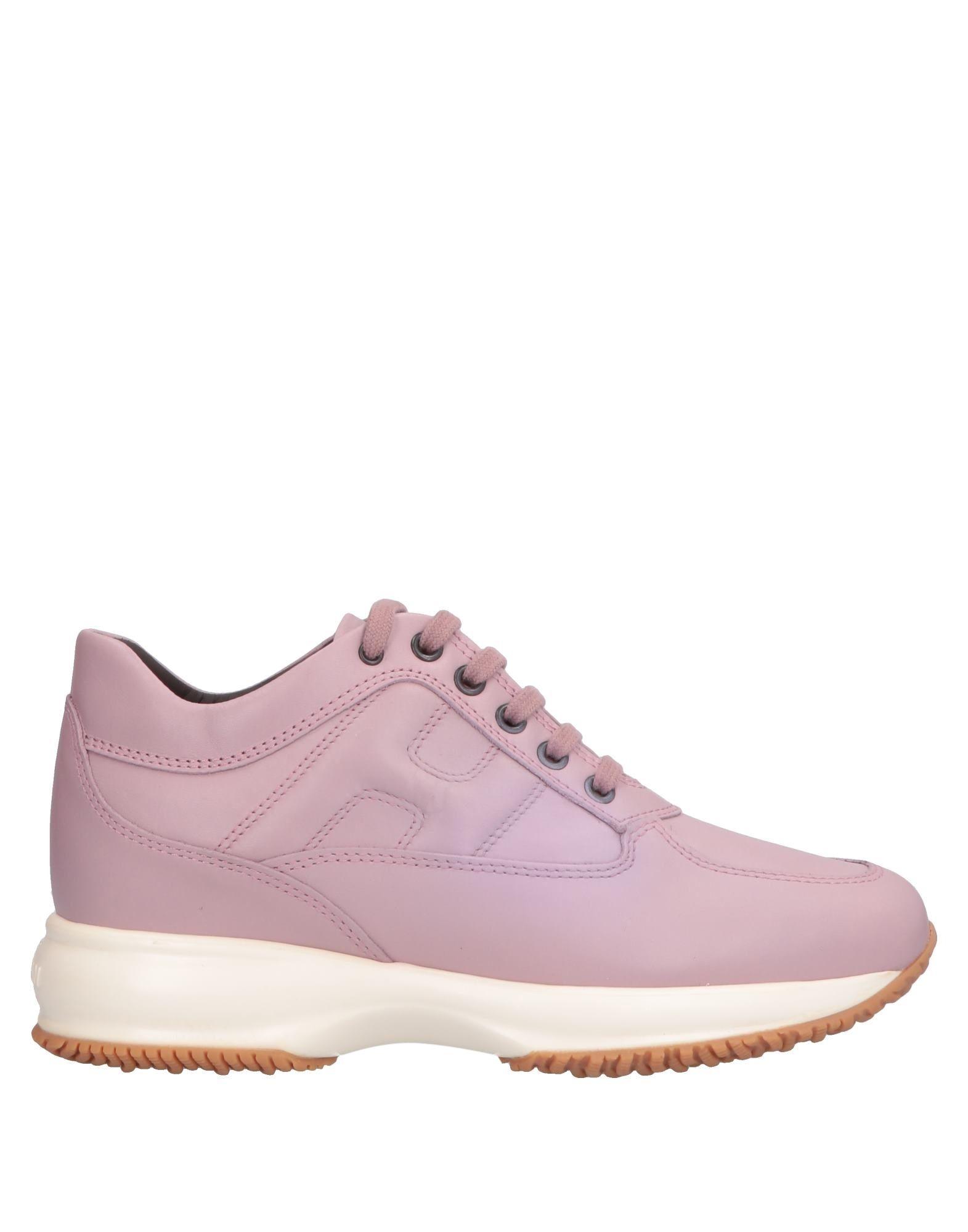 Baskets Hogan Femme - Baskets Hogan Mauve Dernières chaussures discount pour hommes et femmes