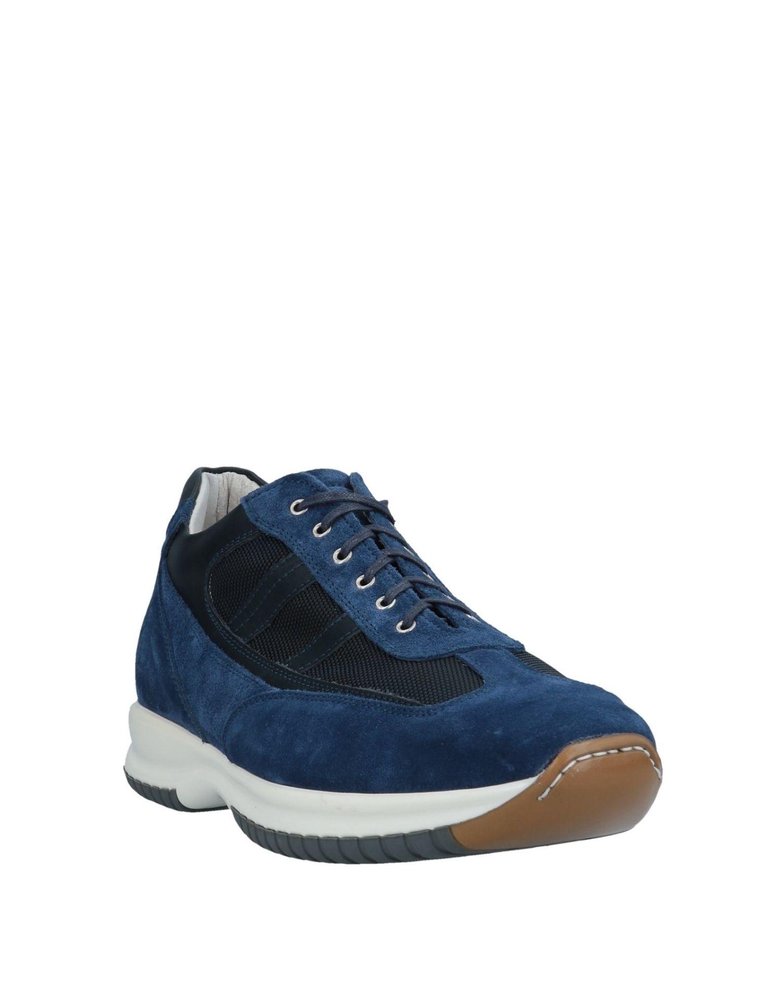 Rabatt echte Schuhe Salvo 11555966AD Barone Sneakers Herren  11555966AD Salvo 02b469