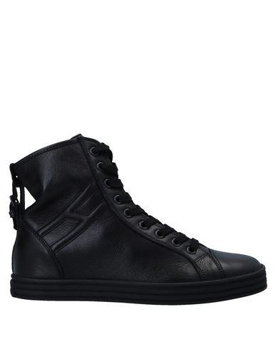 Hogan Rebel Sneakers Donna Scarpe Nero