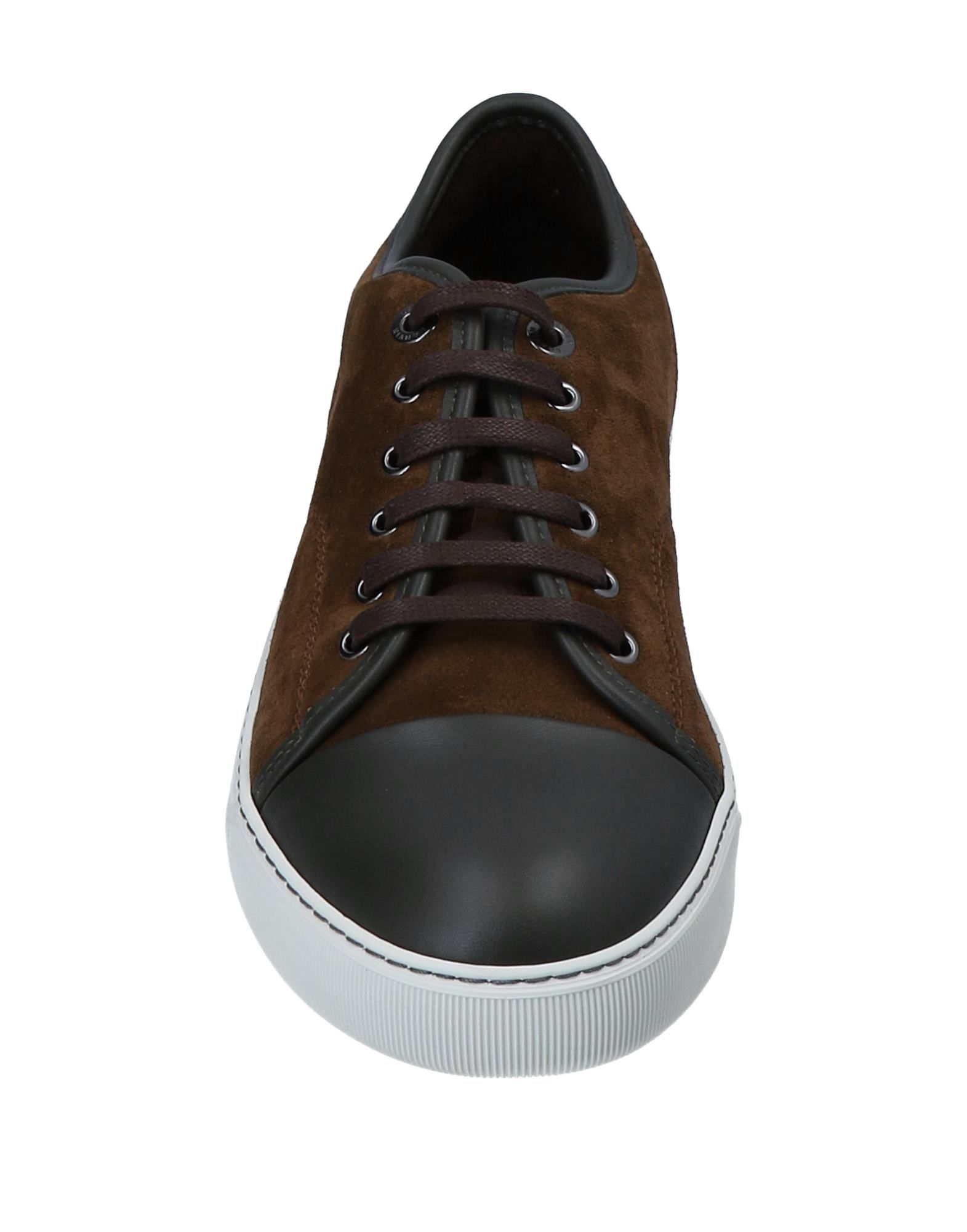 Lanvin Sneakers Herren beliebte  11556050LU Gute Qualität beliebte Herren Schuhe f1d5da