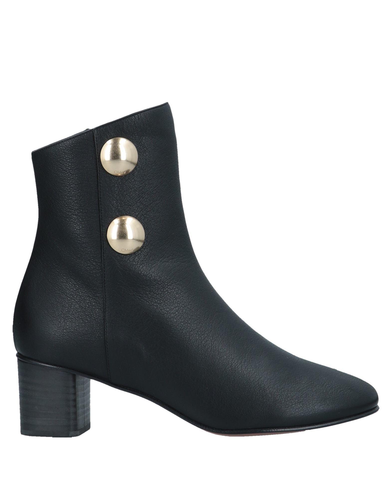 Chloé Ankle Boot Boots - Women Chloé Ankle Boots Boot online on  Australia - 11556108HV e40115