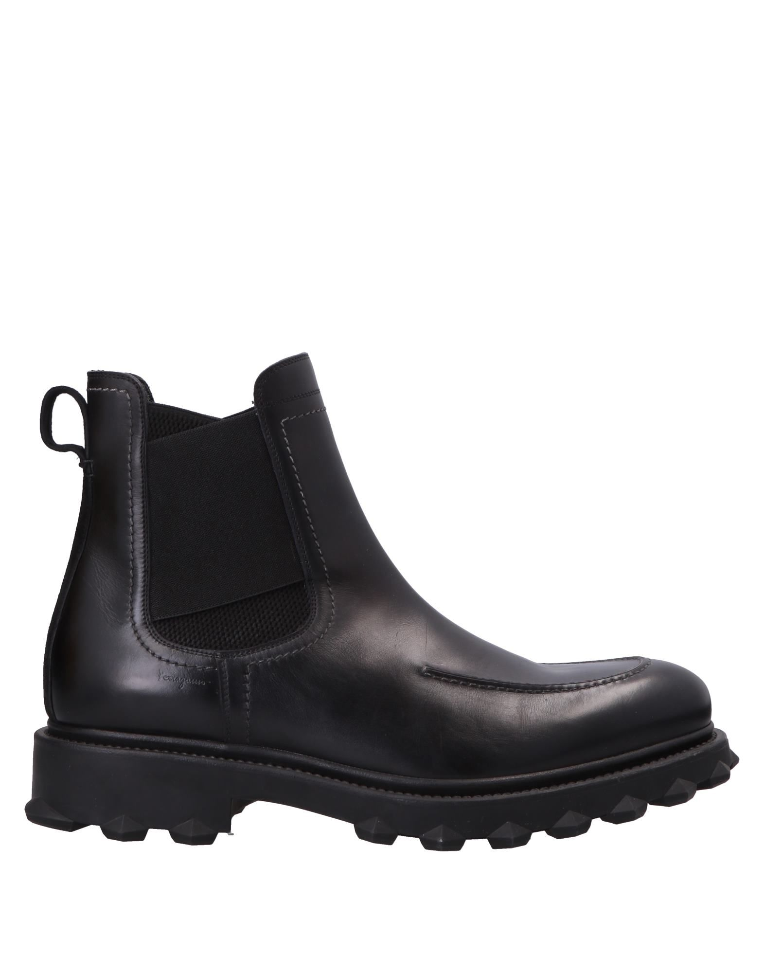 Bottine Salvatore Ferragamo Homme - Bottines Salvatore Ferragamo   - 11556189GV