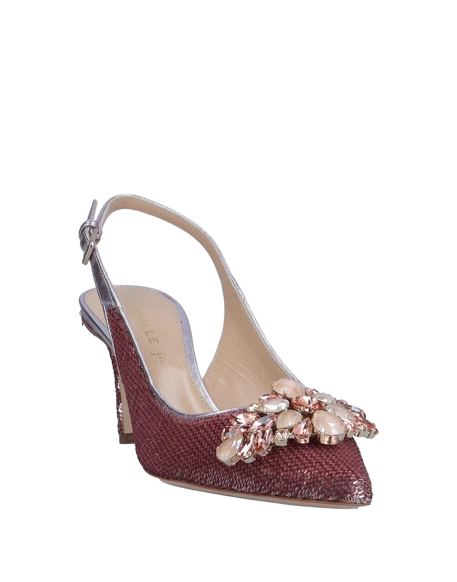 Stilvolle billige Schuhe Deimille  Pumps Damen  Deimille 11556193FB 0f9f62