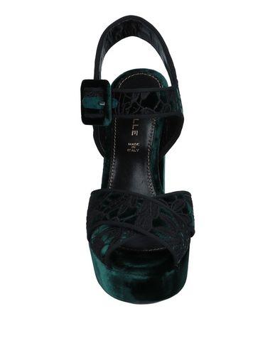 Deimille Sandales Vert Sandales Pétrole Vert Pétrole Deimille Deimille qt7zdSqx