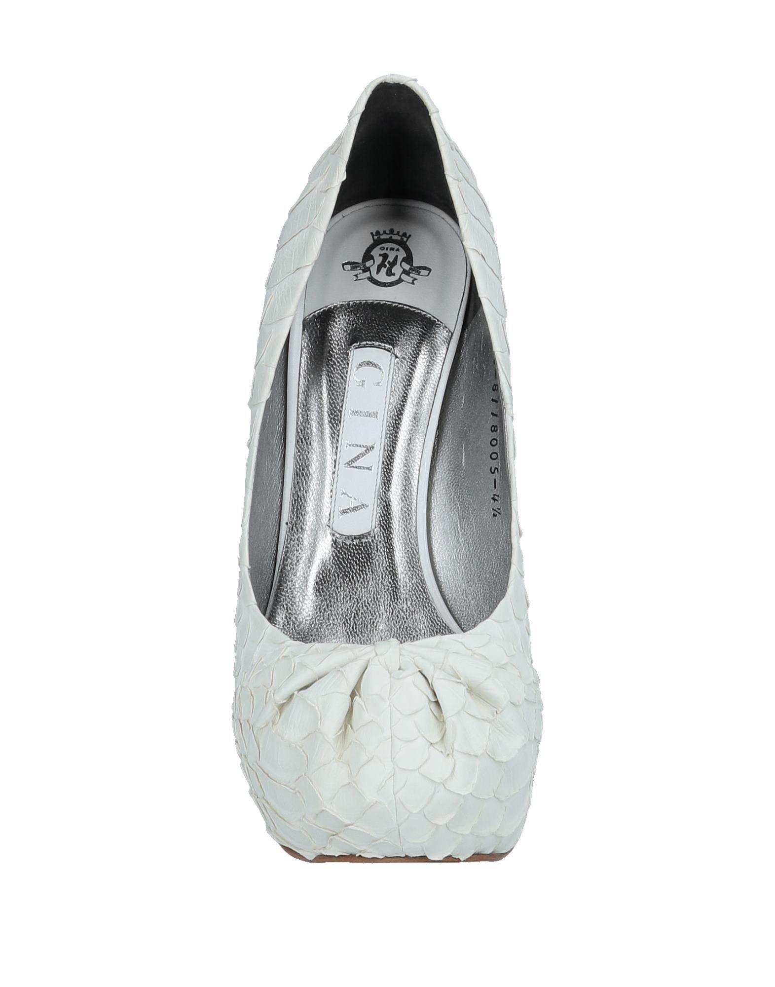 Stilvolle billige Schuhe 11556339XX Gina Pumps Damen  11556339XX Schuhe 4147f9