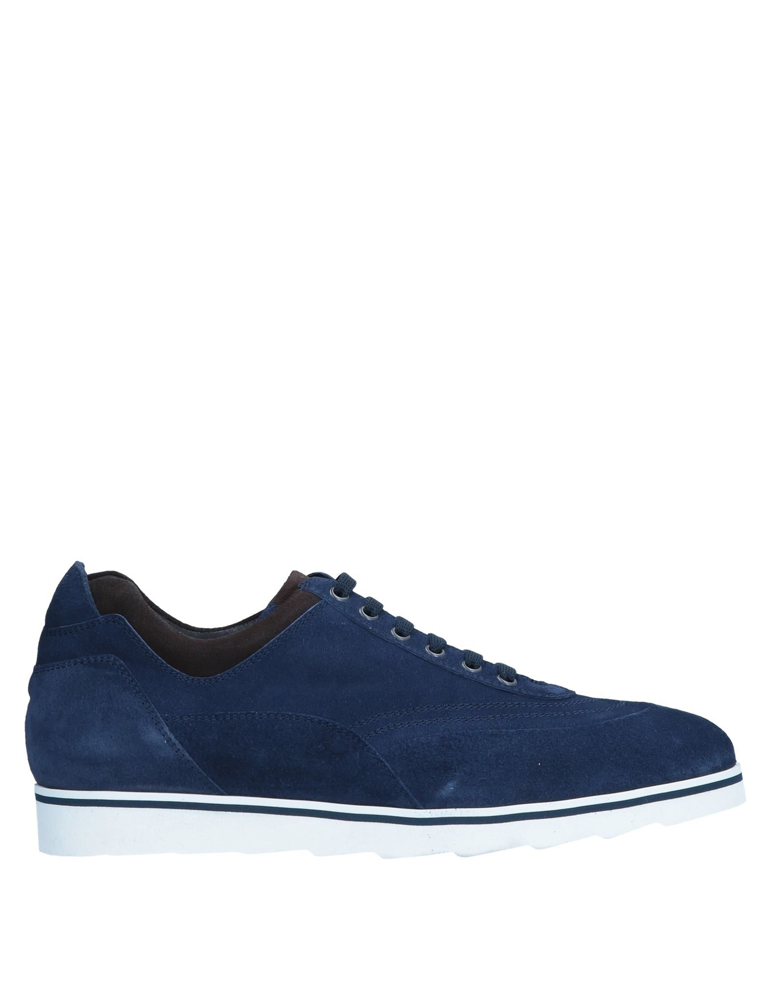 Sneakers Gianfranco Lattanzi Homme - Sneakers Gianfranco Lattanzi  Bleu Chaussures casual sauvages