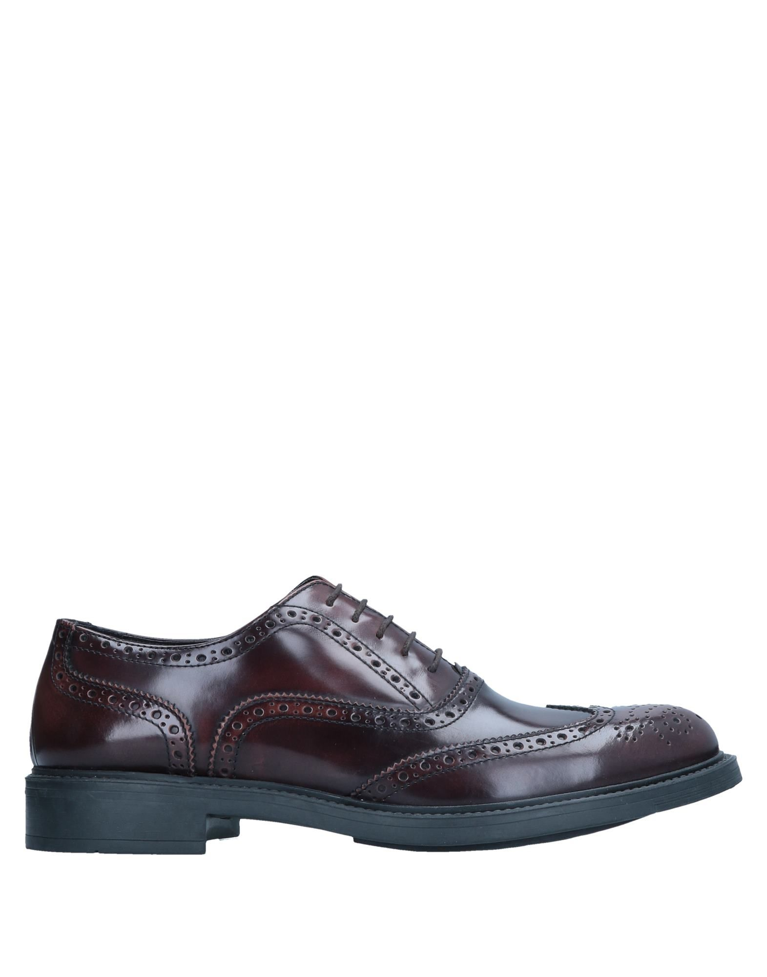 Rabatt echte Schuhe Adeep Schnürschuhe Herren  11556398BS