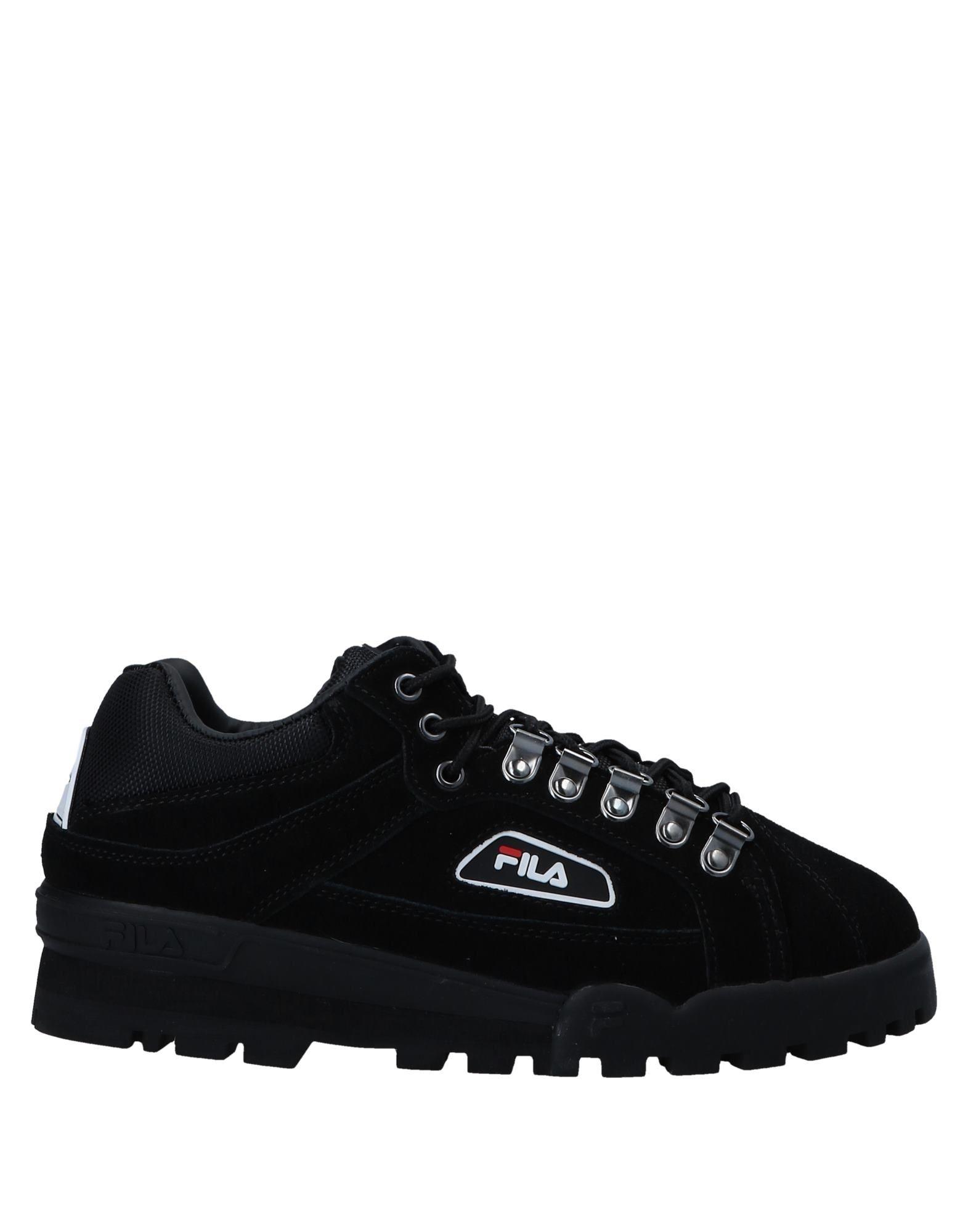 Rabatt echte Schuhe Fila Sneakers Herren  11556612AL