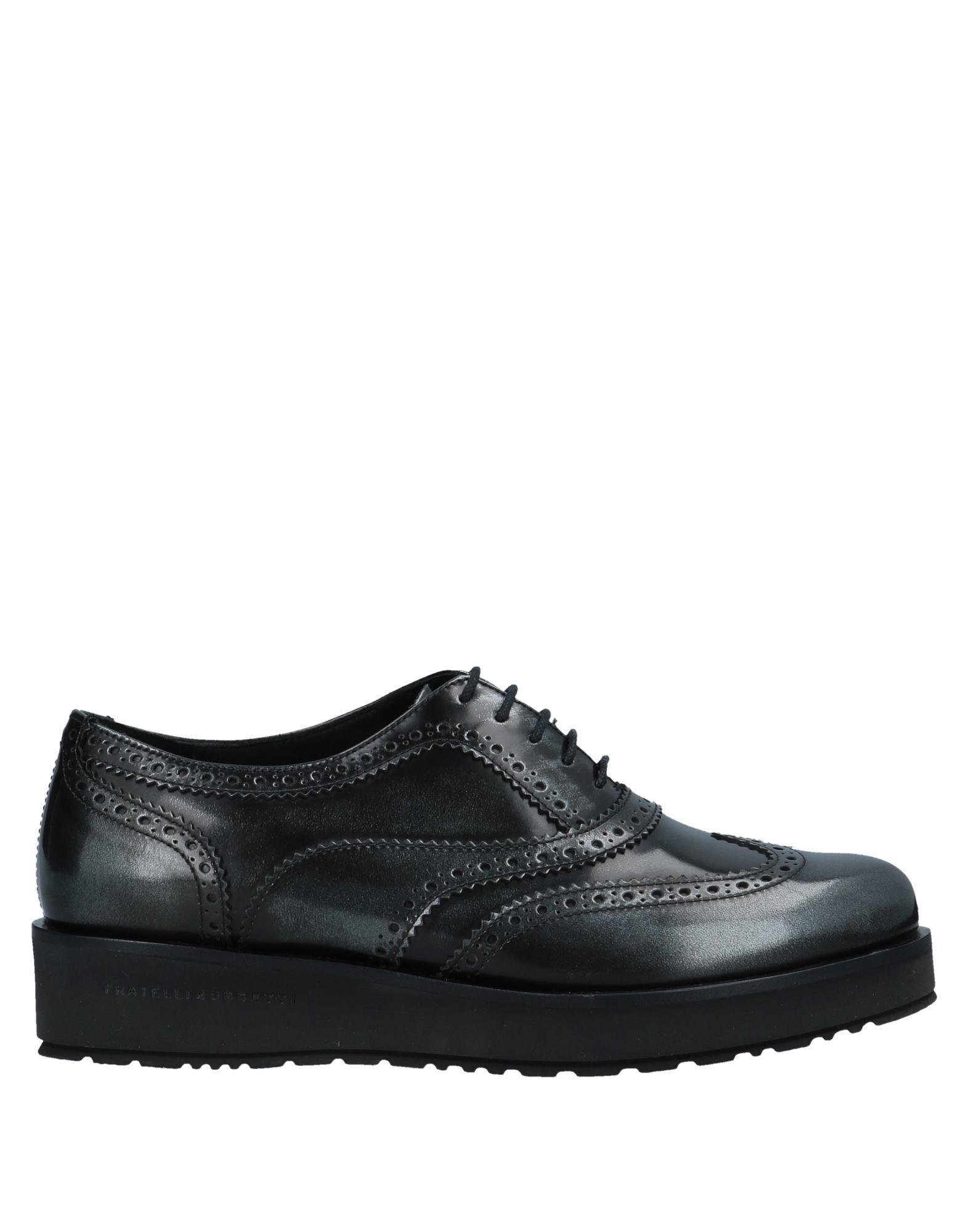 Fratelli Rossetti Schnürschuhe Damen  11556807KRGut aussehende strapazierfähige Schuhe