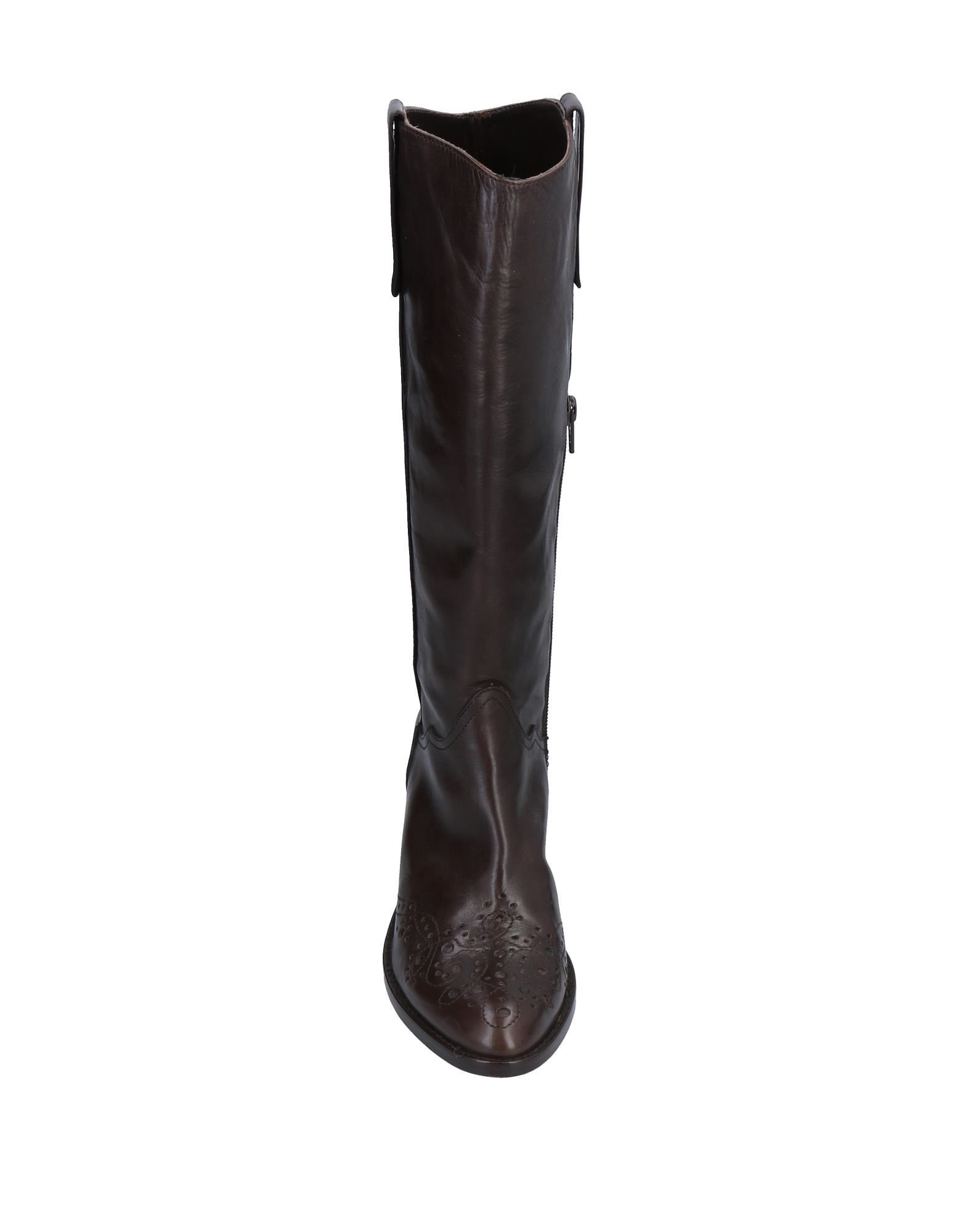 Stilvolle billige Schuhe Lena  Milos Stiefel Damen  Lena 11556897PS bfdbb7
