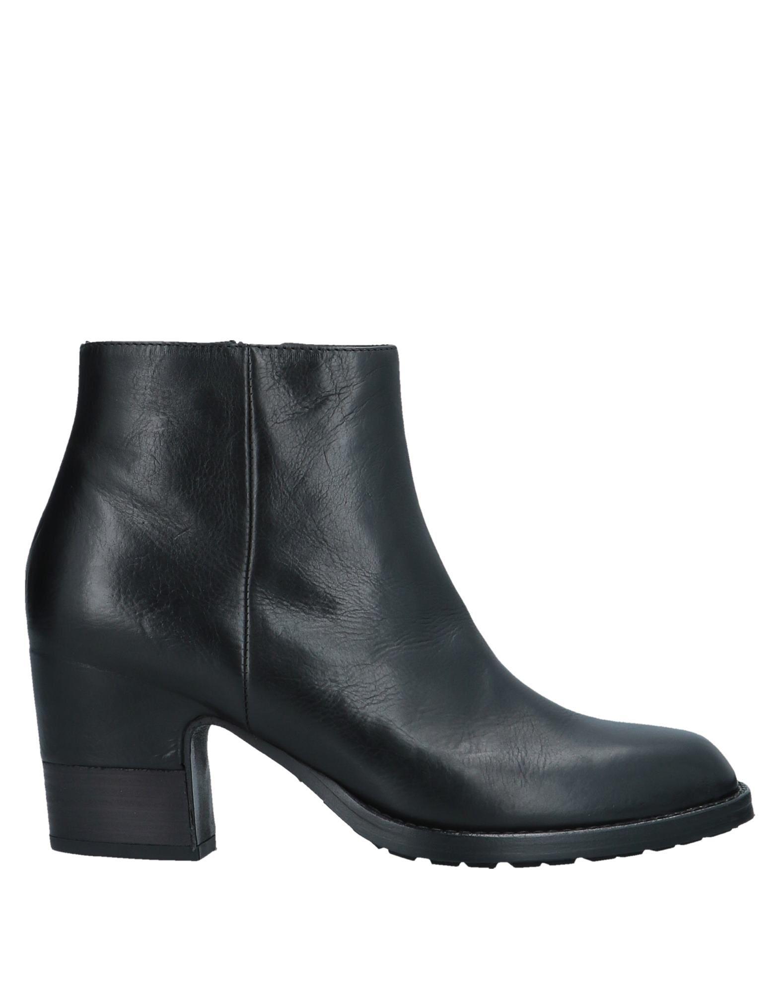Bottine Vic Matiē Femme - Bottines Vic Matiē Noir Dernières chaussures discount pour hommes et femmes