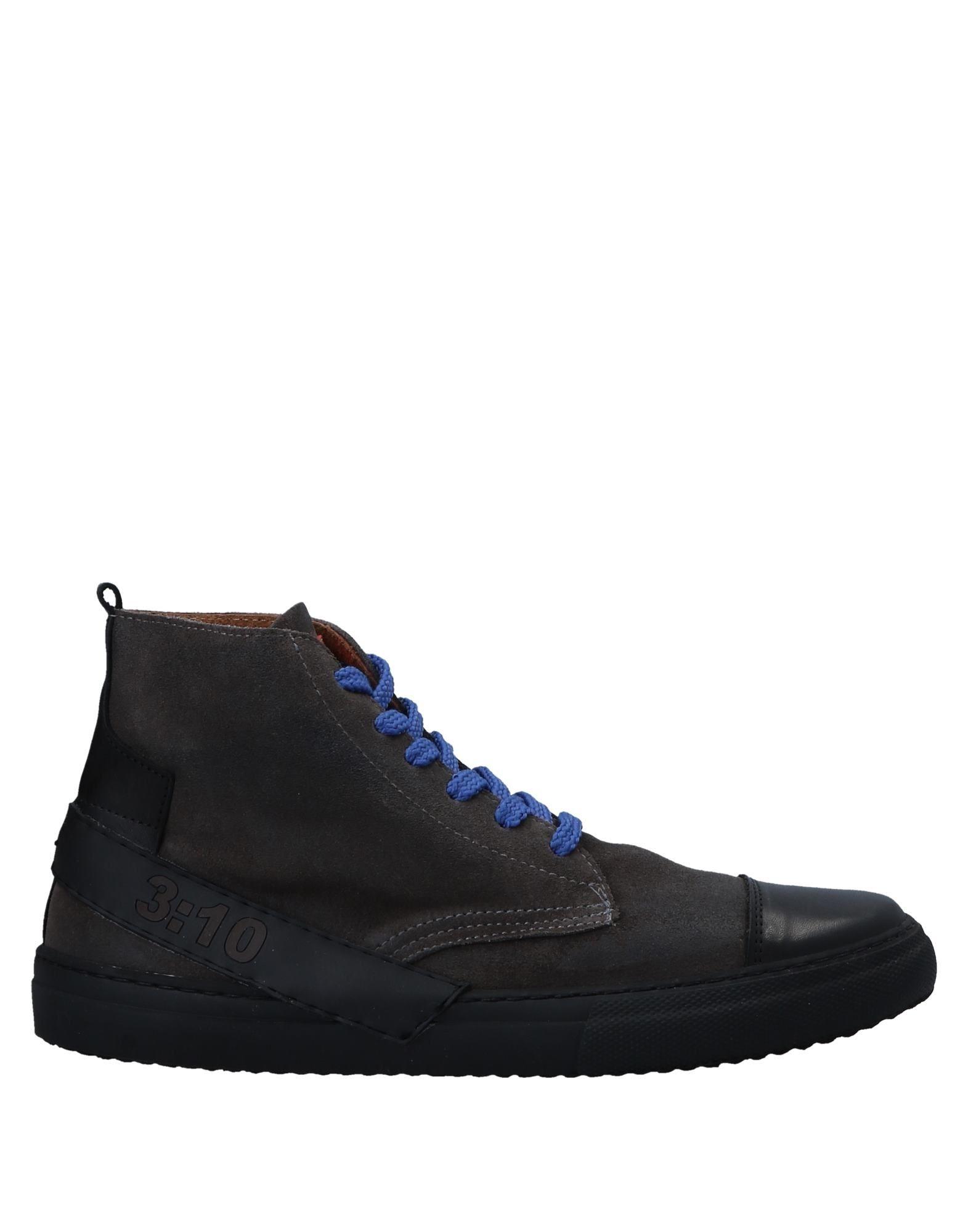 Rabatt echte Schuhe 3:10 Sneakers Herren  11557413QL