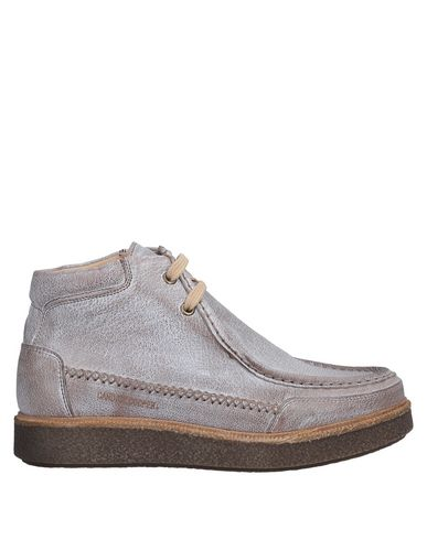 CANDICE COOPER Ankle Boots in Dove Grey