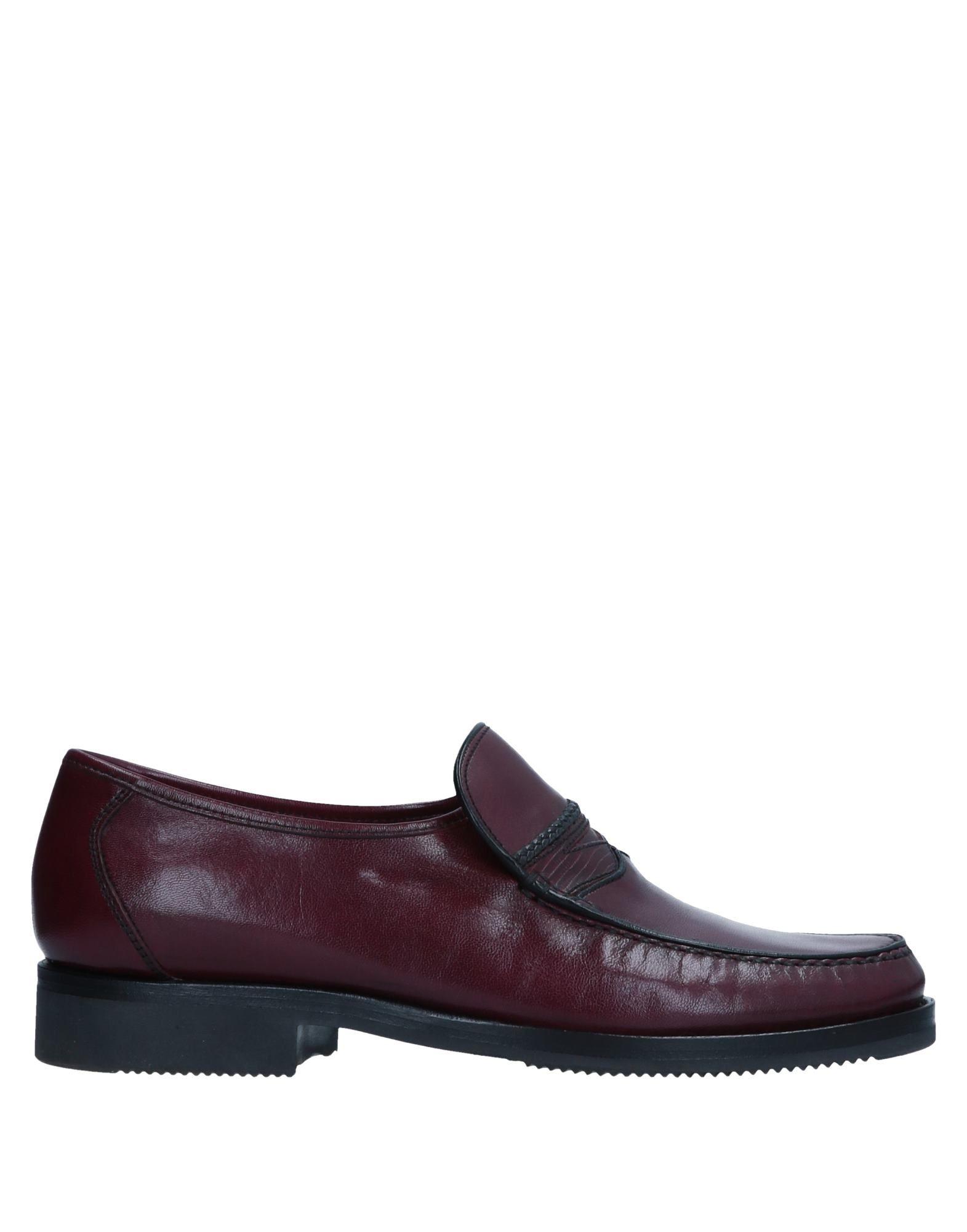 Rabatt echte Schuhe Calzaturificio Olimpo's Mokassins Herren  11557812DD