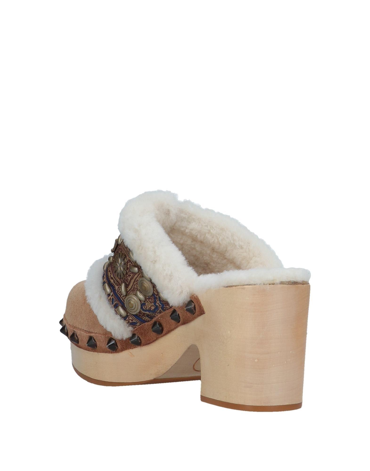 Stilvolle Ash billige Schuhe Ash Stilvolle Pantoletten Damen  11557973SR 7253fb