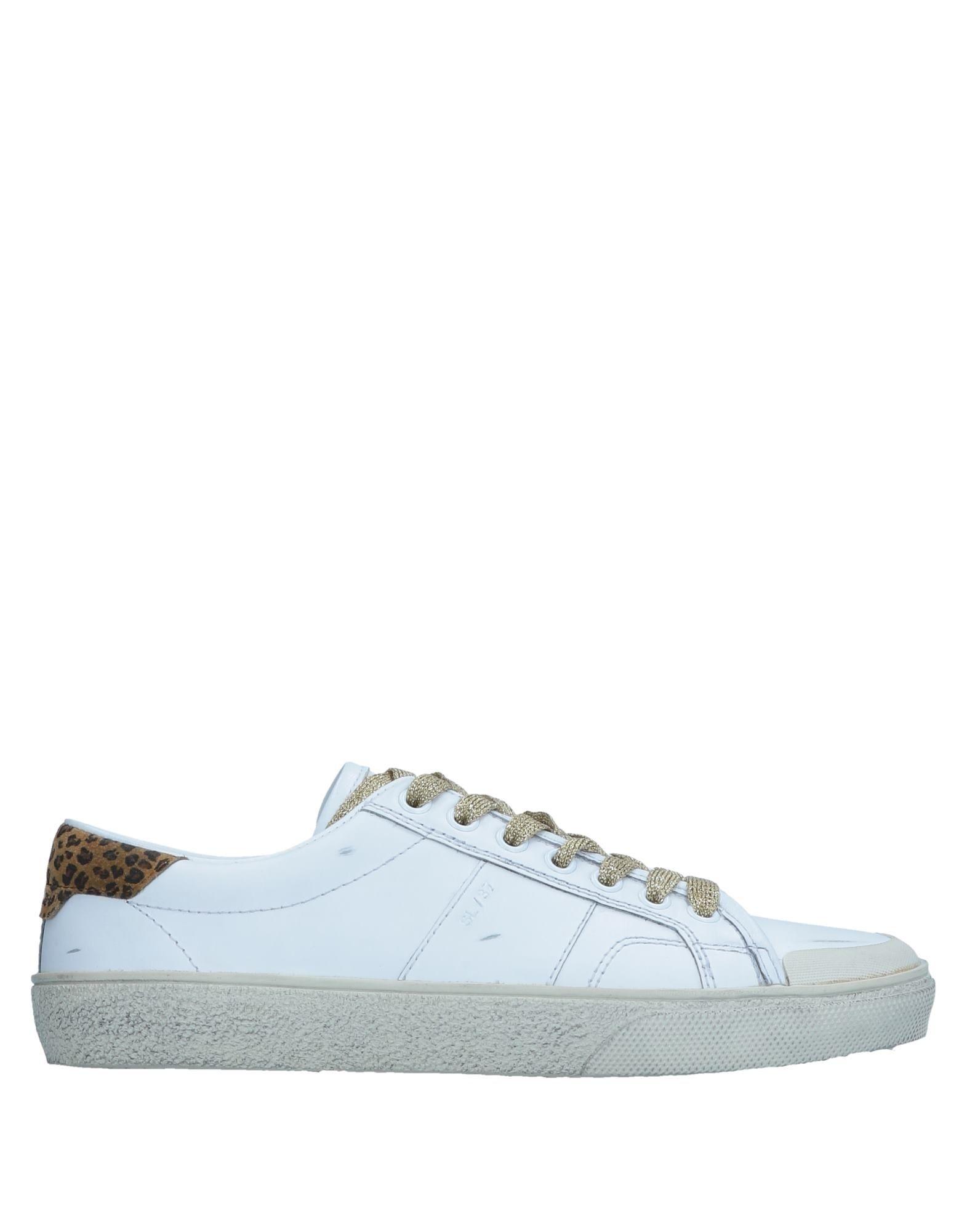 Rabatt Schuhe Saint Laurent Sneakers Damen  11558047VC
