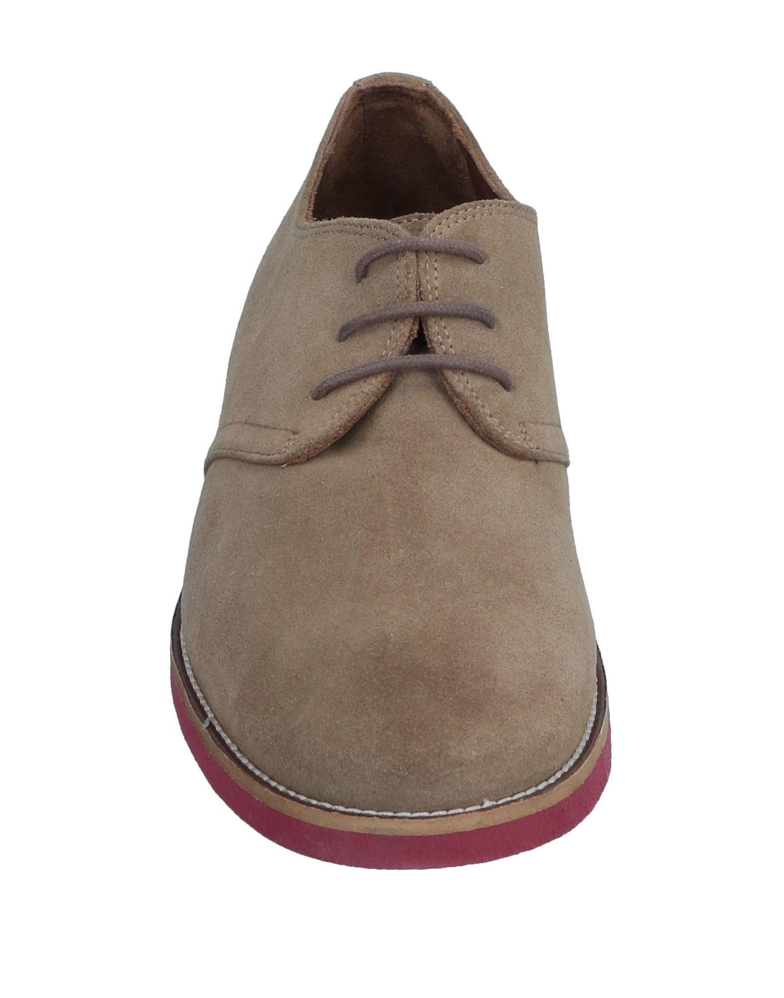Rabatt echte Schuhe Armani Jeans Schnürschuhe Herren  11558078GO