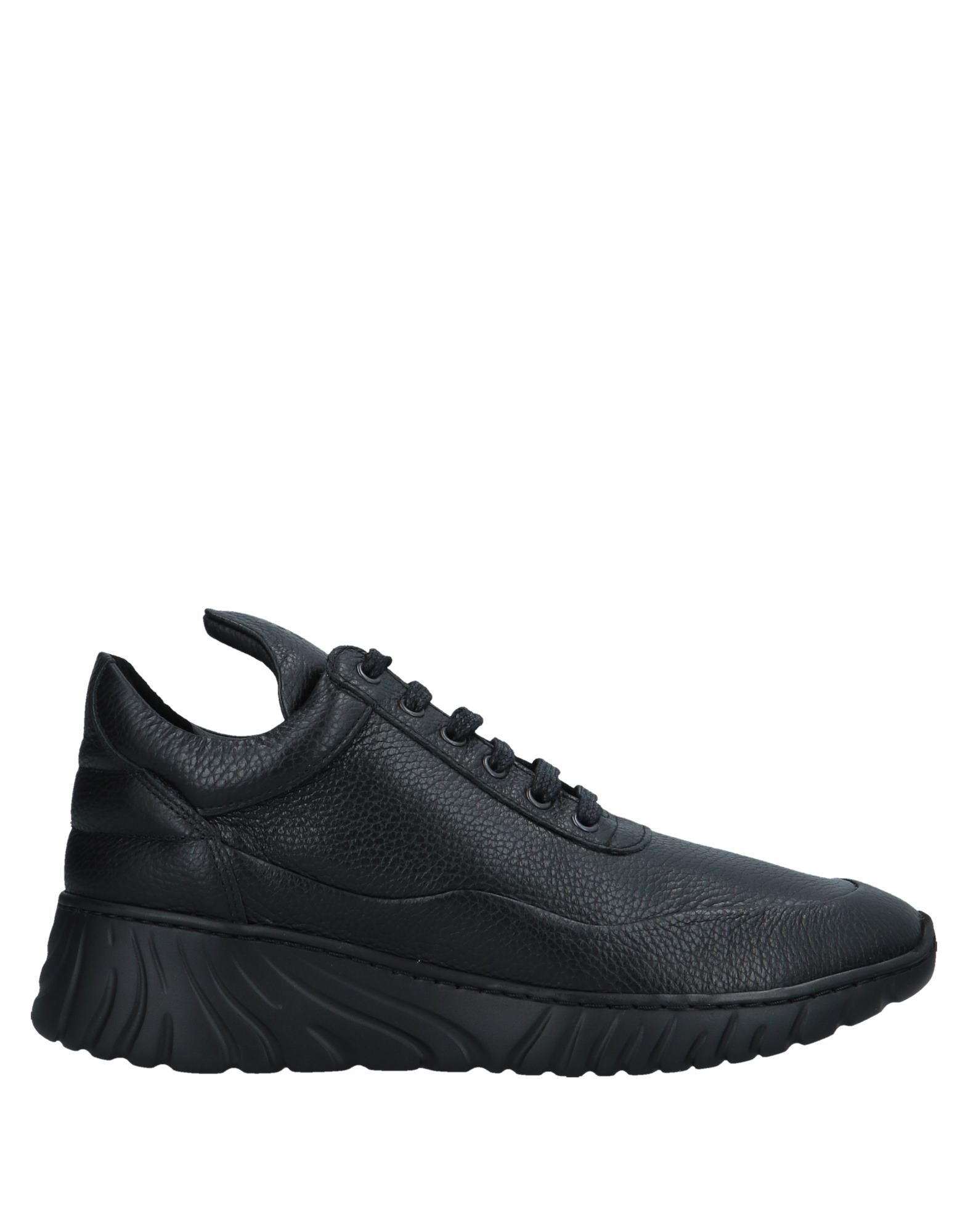Sneakers Filling Pieces Homme - Sneakers Filling Pieces  Noir Chaussures casual sauvages