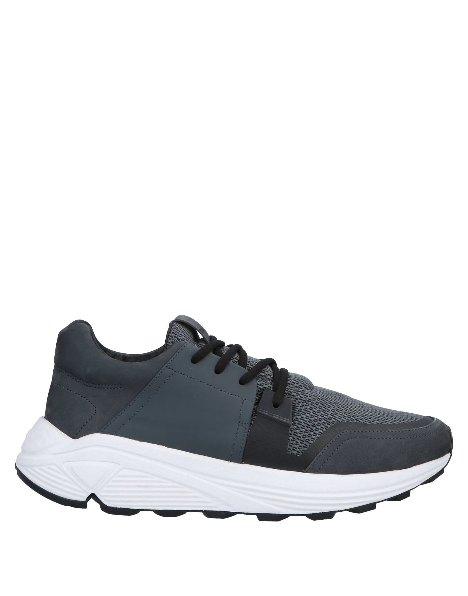Sneakers Etq Amsterdam Homme - Sneakers Etq Amsterdam  Plomb Mode pas cher et belle