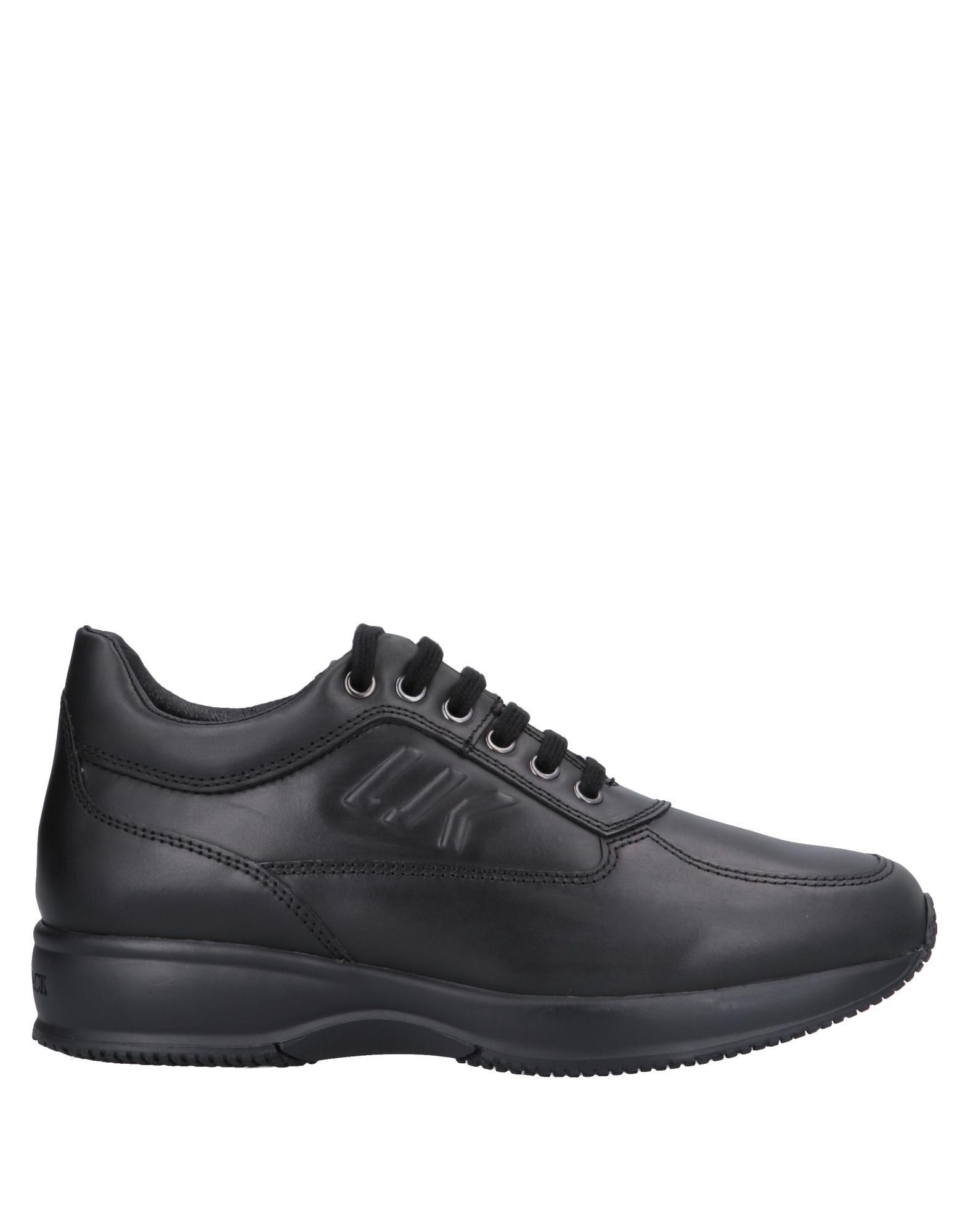 Rabatt echte Schuhe Lumberjack Sneakers Herren  11558701NP