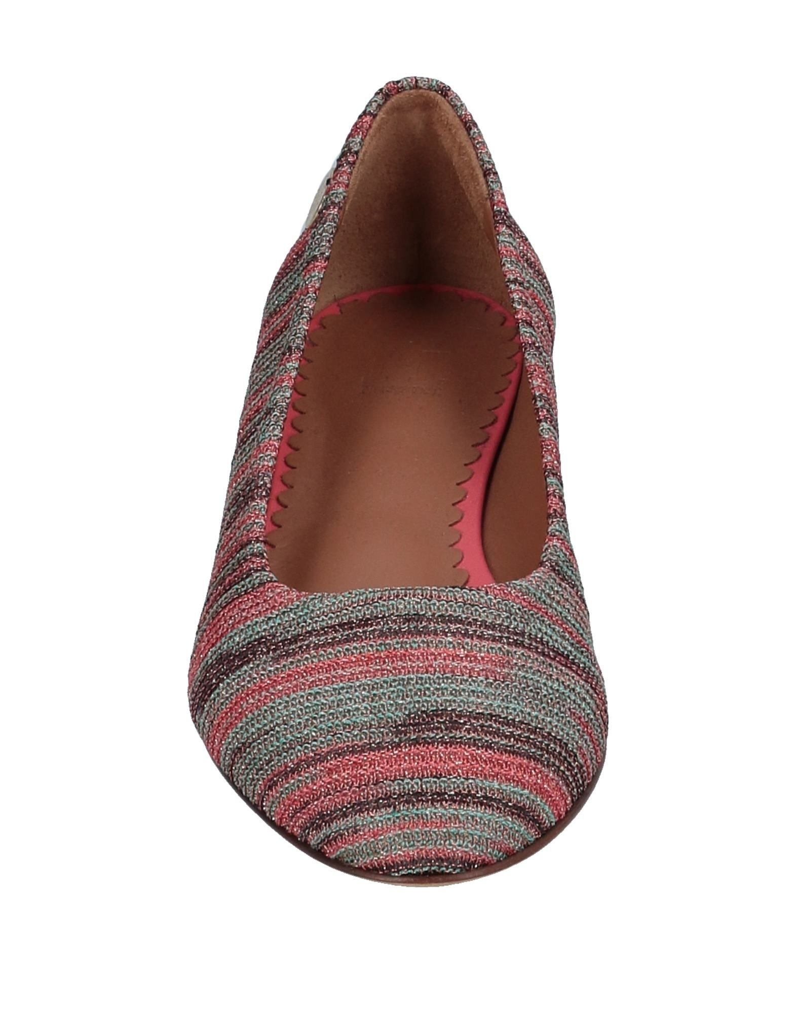 Stilvolle billige Schuhe M Missoni 11558733DX Ballerinas Damen  11558733DX Missoni d7c891
