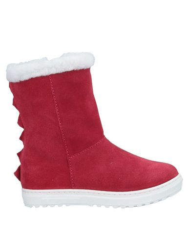 IL GUFO Ankle Boot in Red