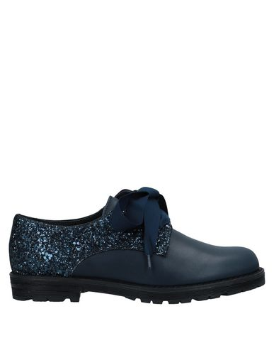 IL GUFO Laced Shoes in Dark Blue