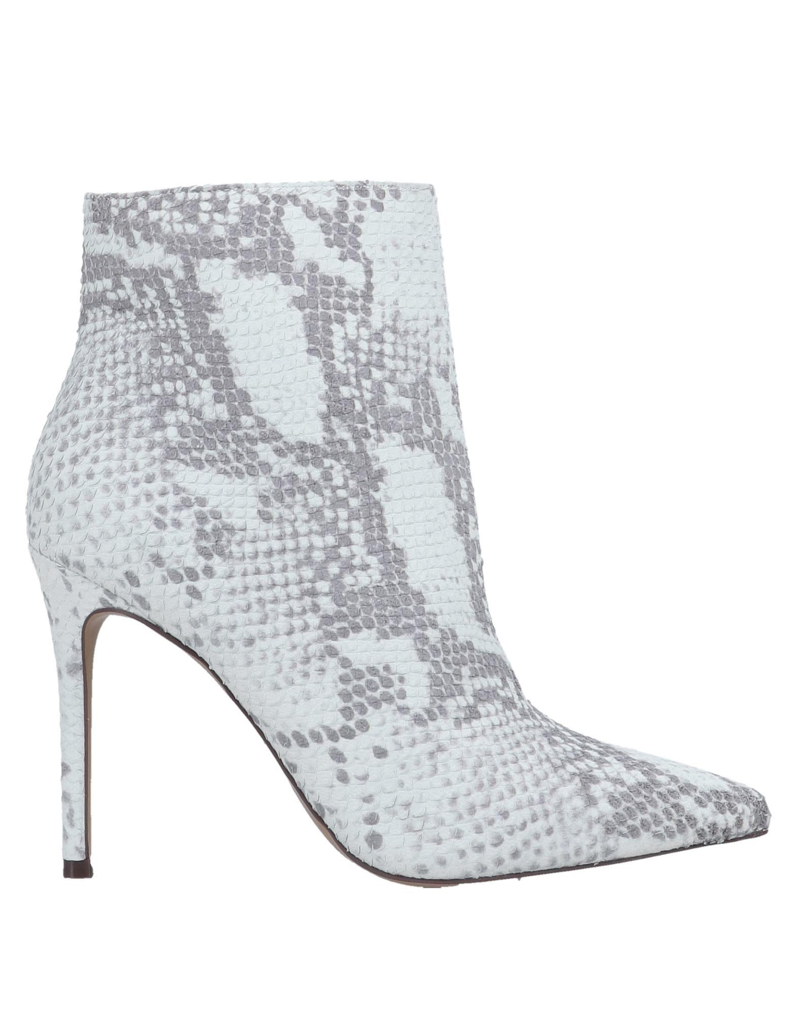 Bottine Windsor Smith Femme - Bottines Windsor Smith Gris clair Chaussures femme pas cher homme et femme