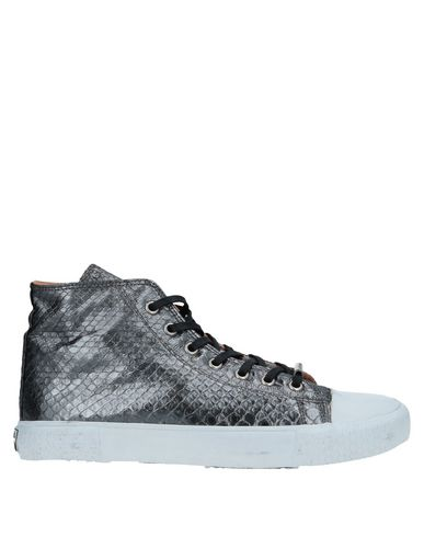 BLACK DIONISO Sneakers in Steel Grey