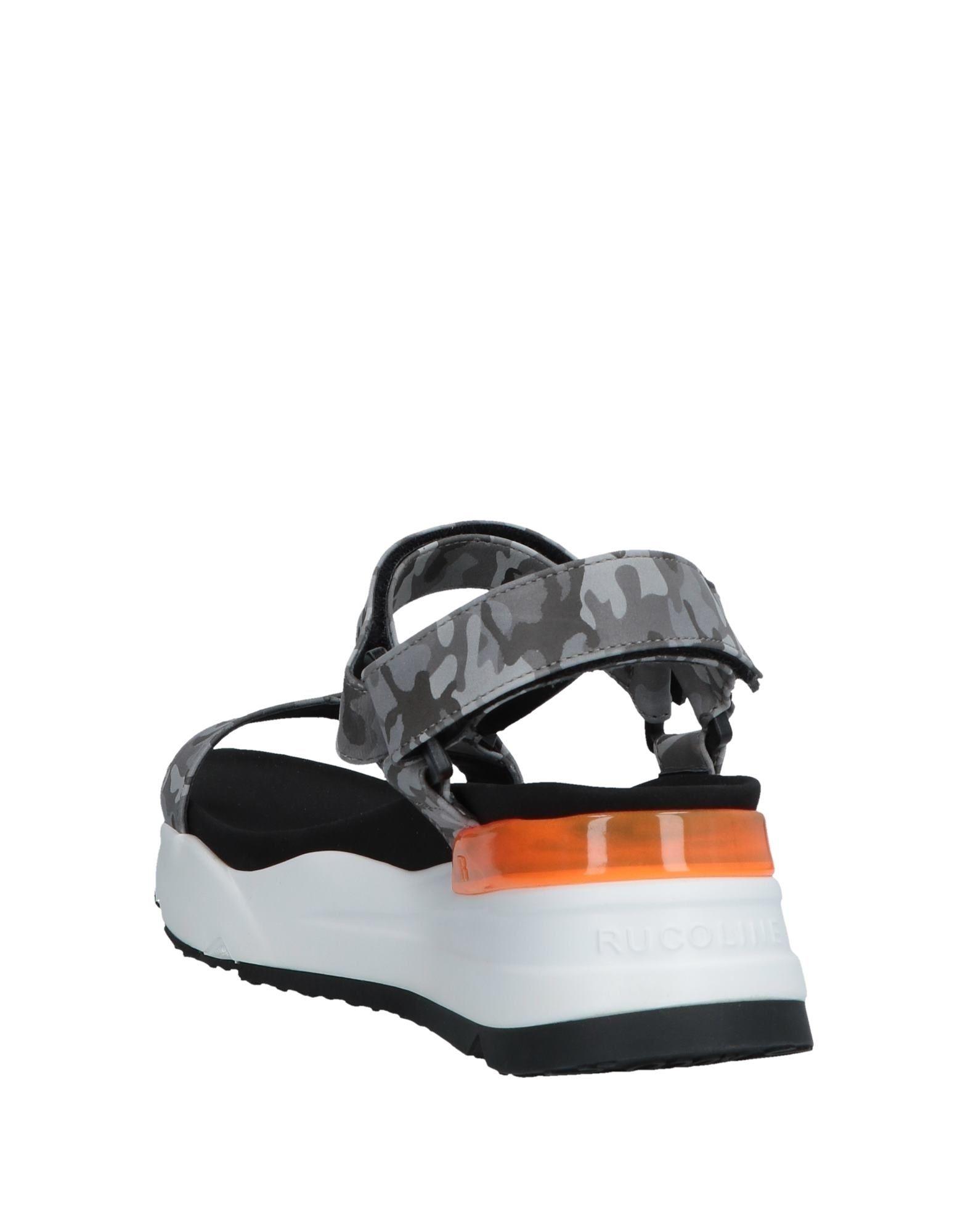 Stilvolle billige Damen Schuhe Ruco Line Sandalen Damen billige  11559557OX 65ec8a