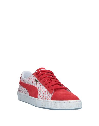 X Rouge Sneakers Puma Kitty Hello zfdxHnqnAw