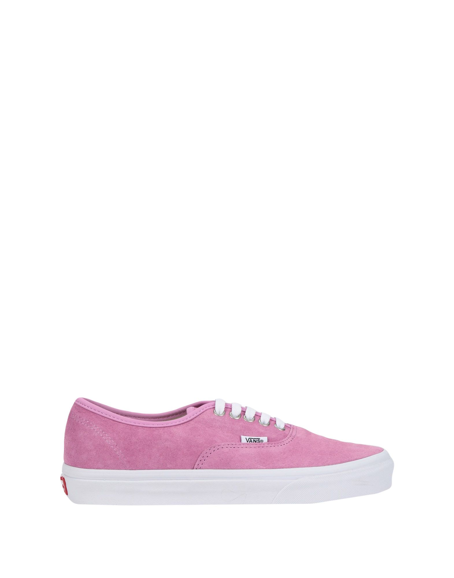 Baskets Vans Ua Authentic (Pig Suede) - Femme - Confortable Baskets Vans Violet clair Confortable - et belle d12bdf