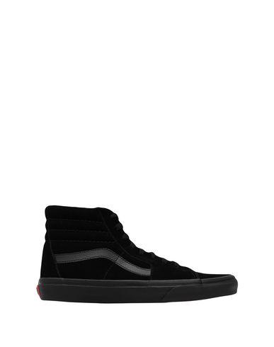 814303cedcdb Vans Ua Sk8-Hi Black Black - Sneakers Damen - Sneakers Vans auf YOOX ...