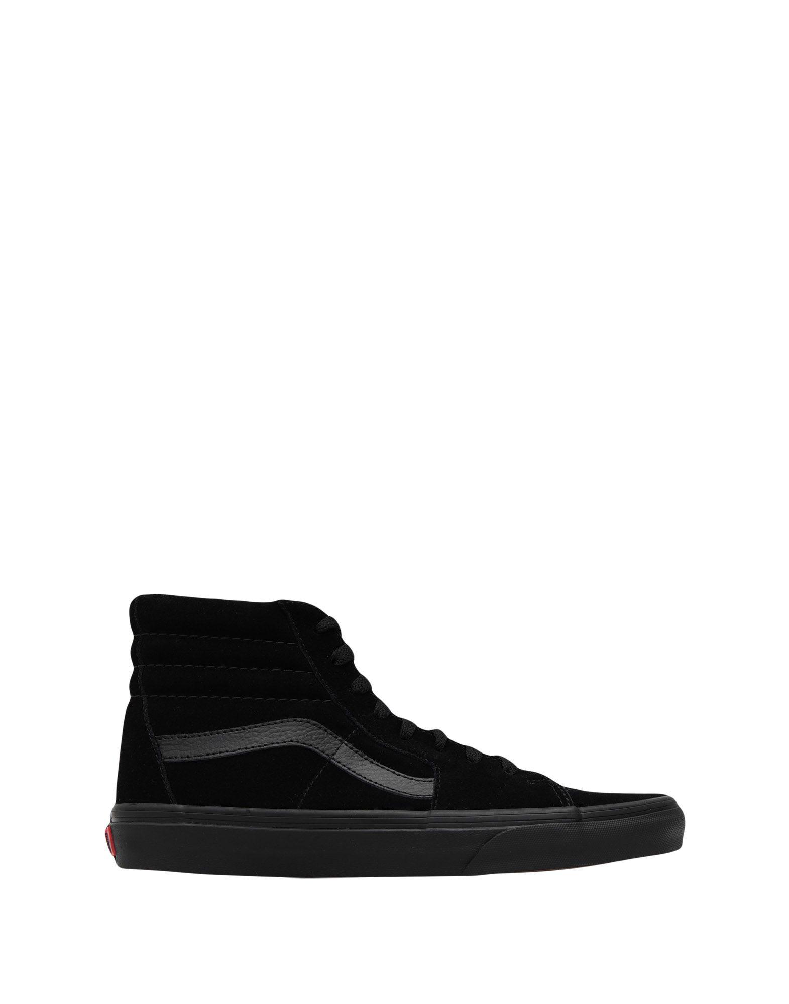 Baskets Vans Ua Sk8-Hi Black/Black Vans - Femme - Baskets Vans Black/Black Noir Dédouanement saisonnier 7bb5f0